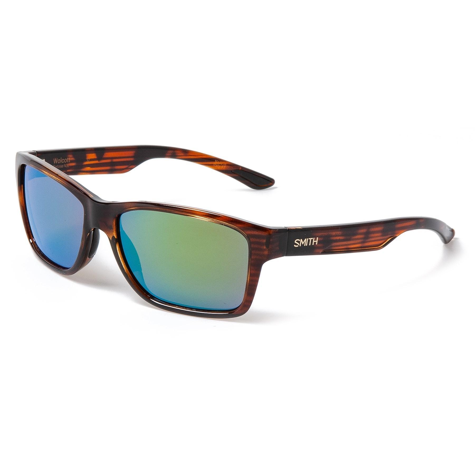 df1707d95e60 Lyst - Smith Optics Wolcott Sunglasses in Green for Men