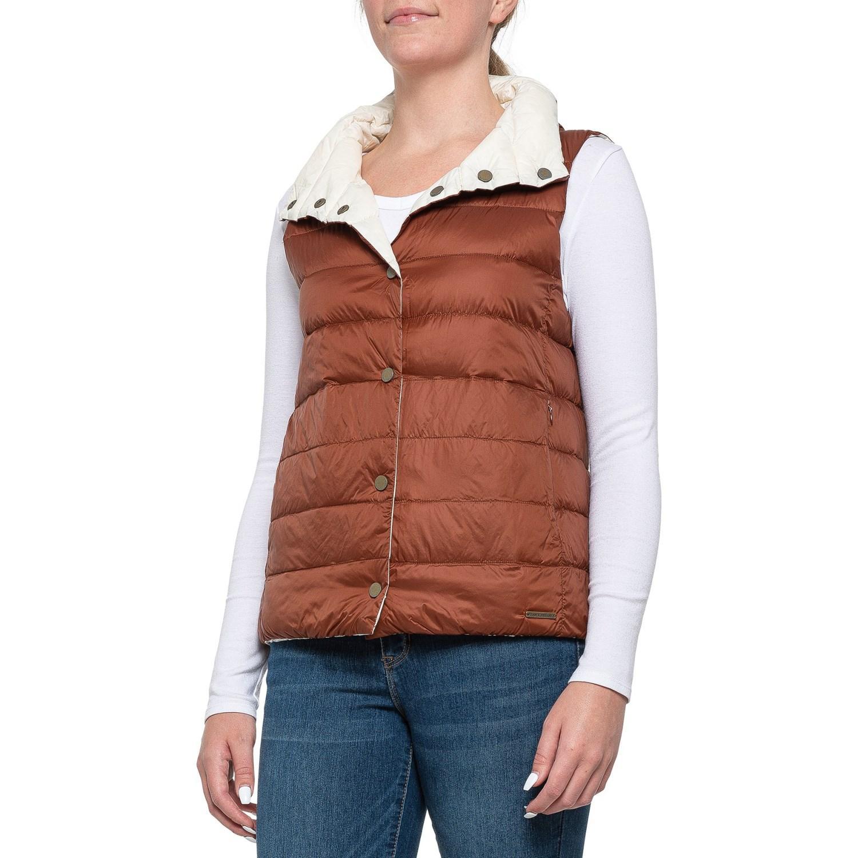 CARVE womens Silverton Reversible Vest