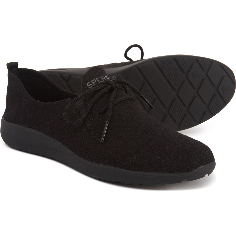 Sperry Top-Sider Black Rio Aqua Wool