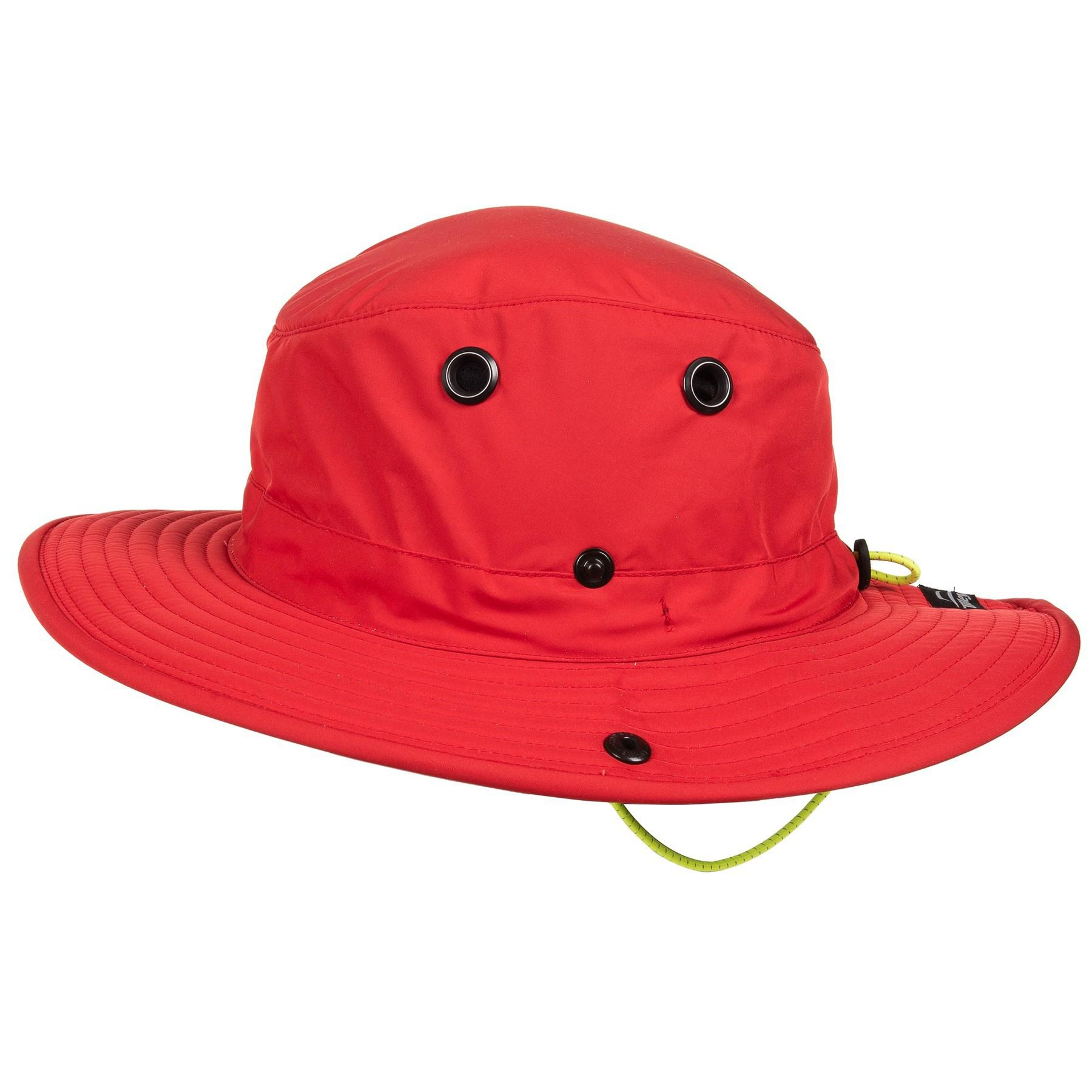 1edc972ab Tilley Paddlers Hat in Red - Lyst