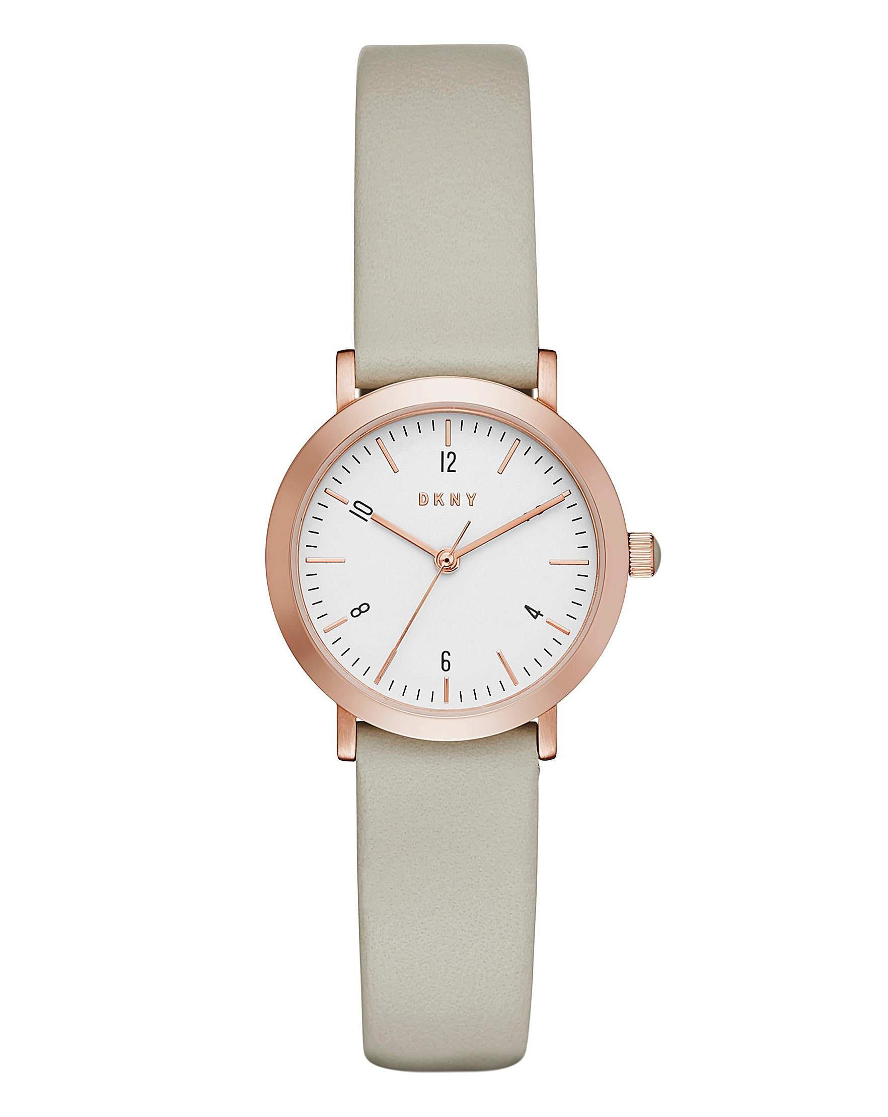 Boss By Hugo Boss Dkny Ladies Minetta Watch in Metallic - Lyst 86e6212db03