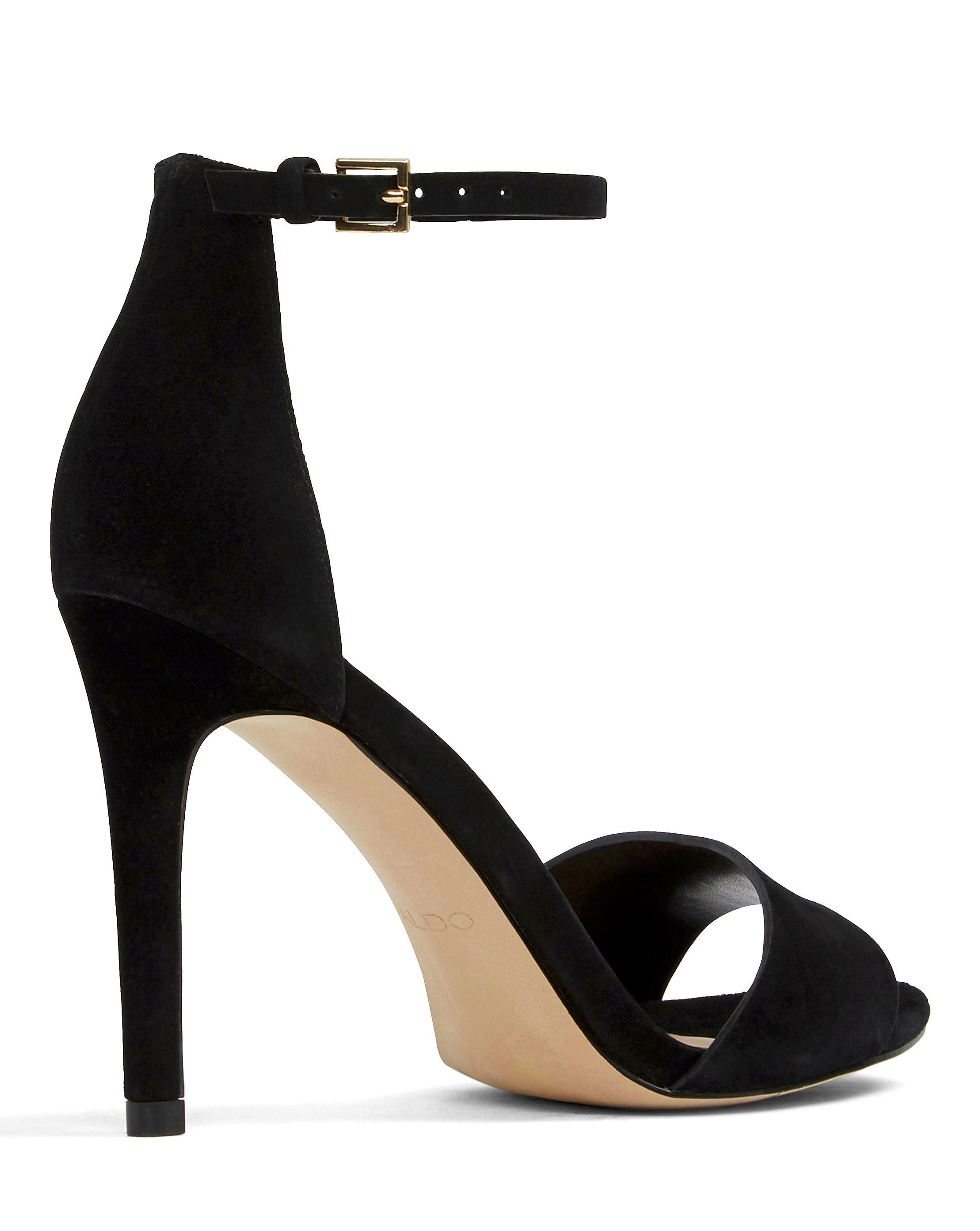 082e39513136 Lyst - Simply Be Aldo Wide Fit Fiolla High Heels in Black