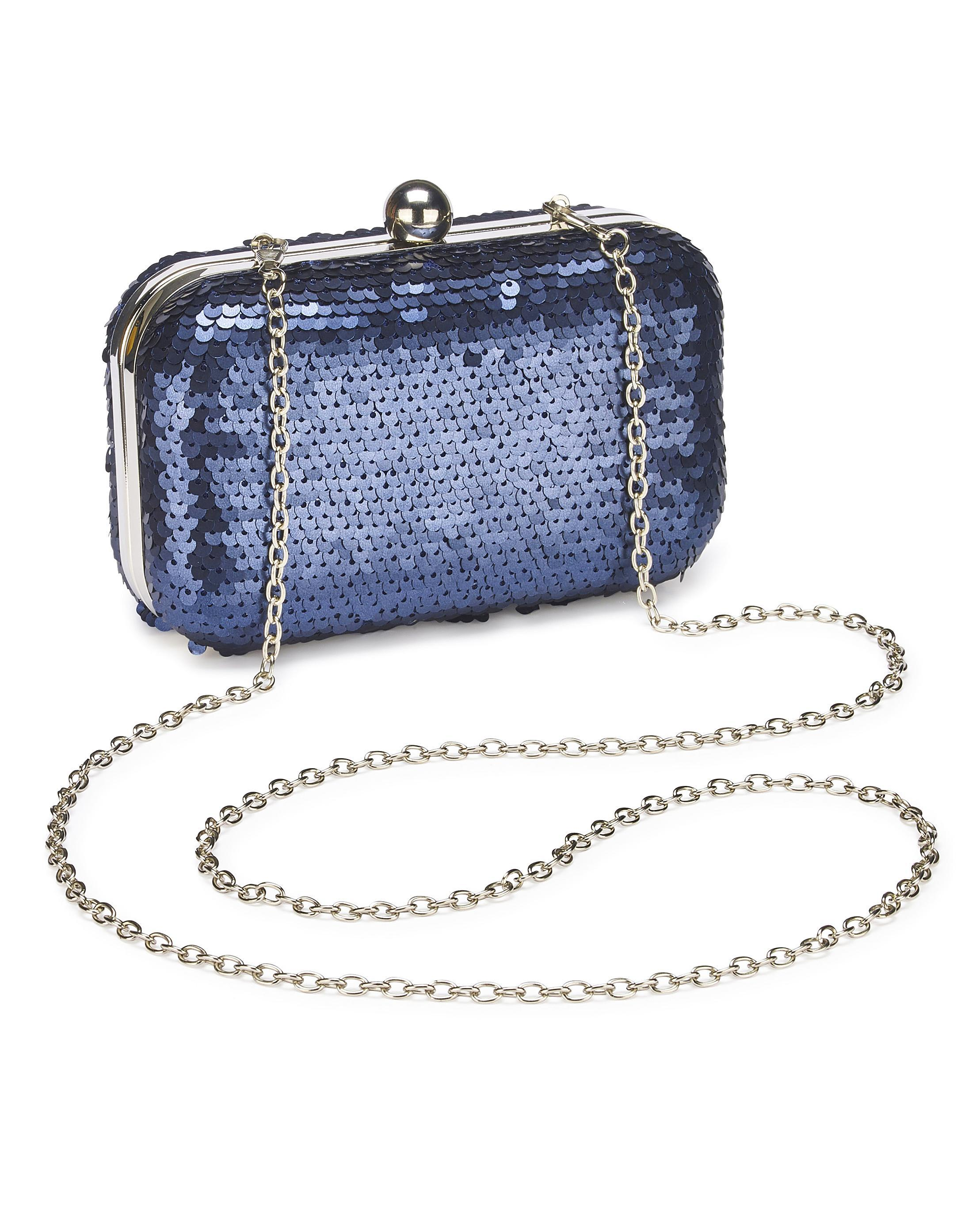 Simply Be Diamante Clutch fsSiHK0R