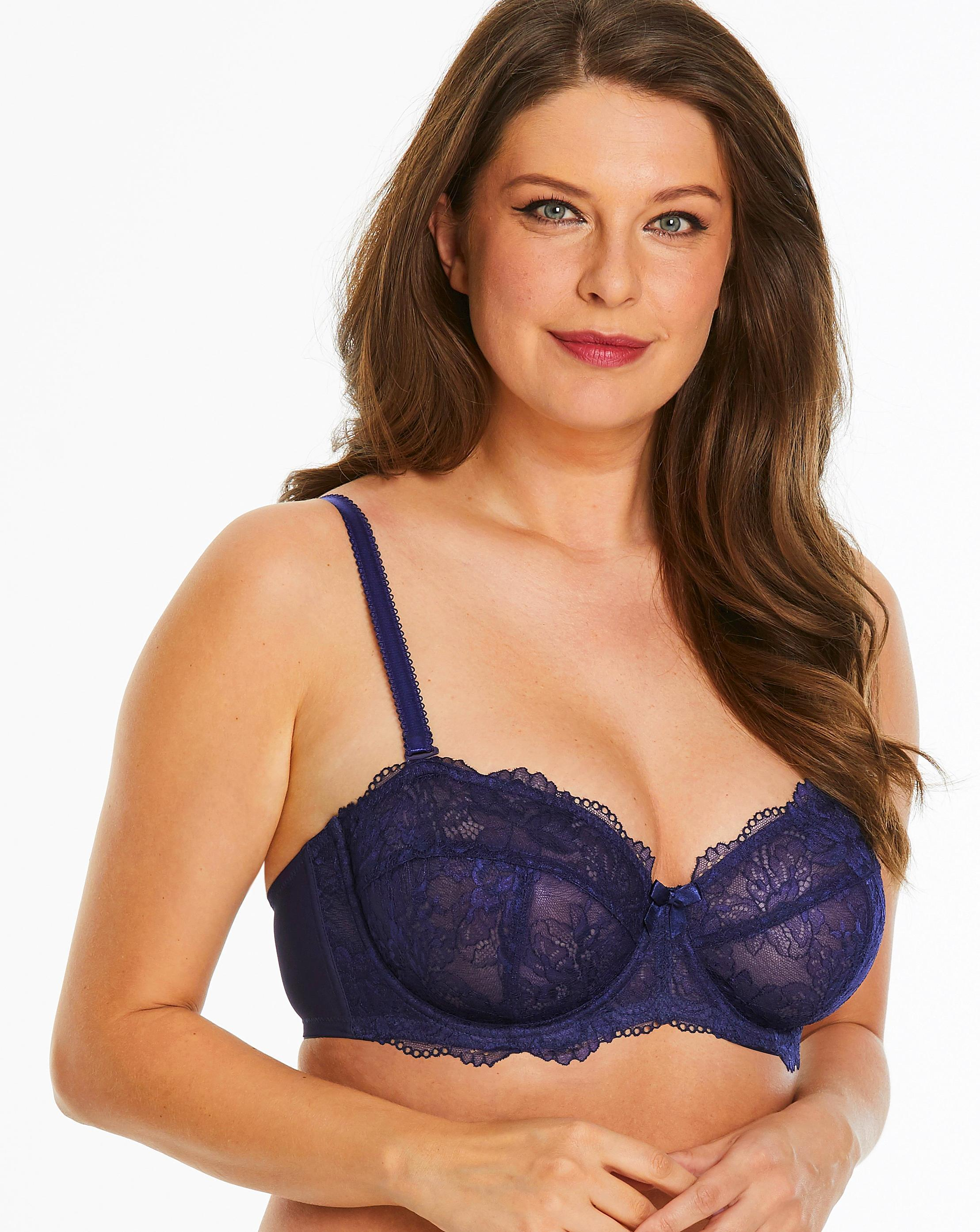5a50a44283 ... Pretty Secrets Ella Lace Multiway Wired Bra - Lyst. View fullscreen