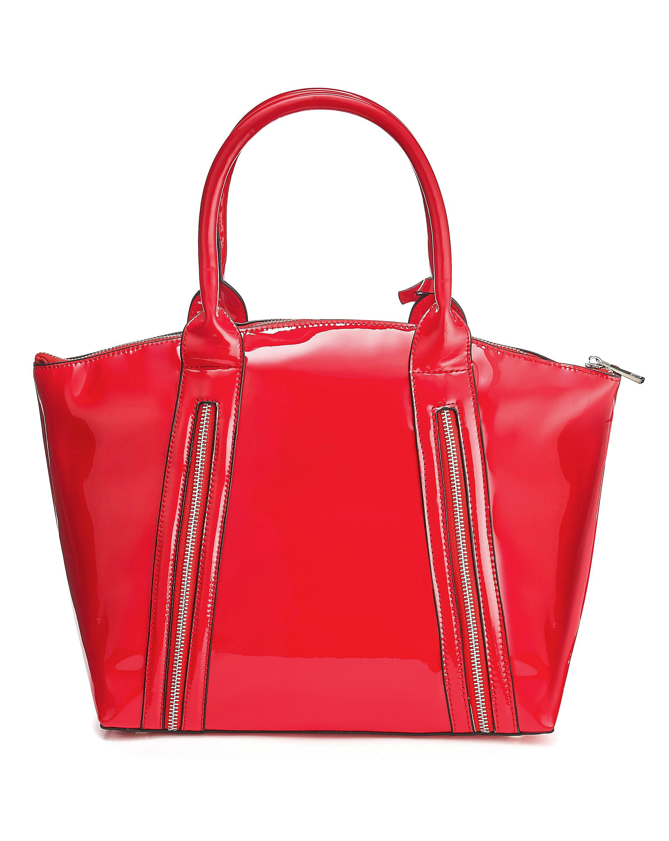 Simply Be Joanna Hope Tote With Zip Detail 0lYtl