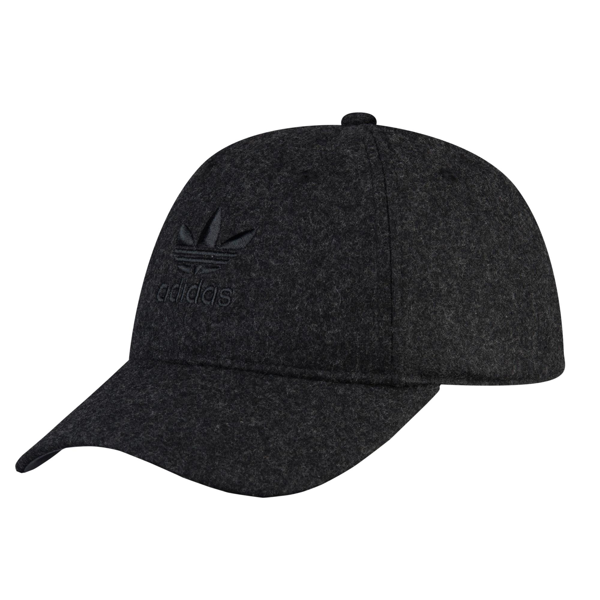 15ed7afe400 Lyst - Adidas Originals Relaxed Plus Strapback in Black
