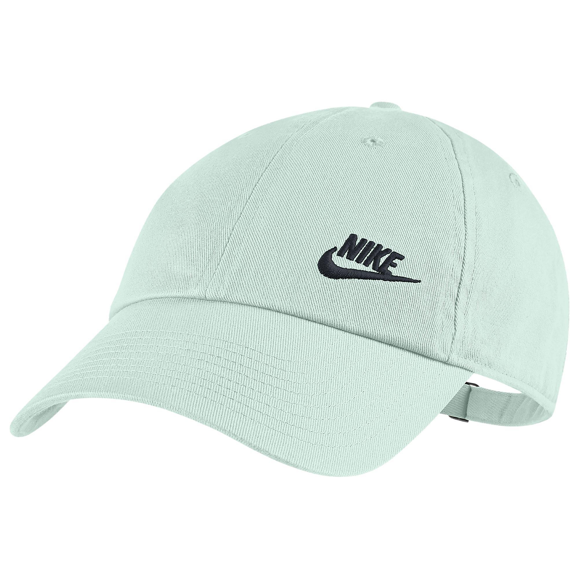 c5bdb2ed7db Lyst - Nike Heritage 86 Twill Hat in Gray