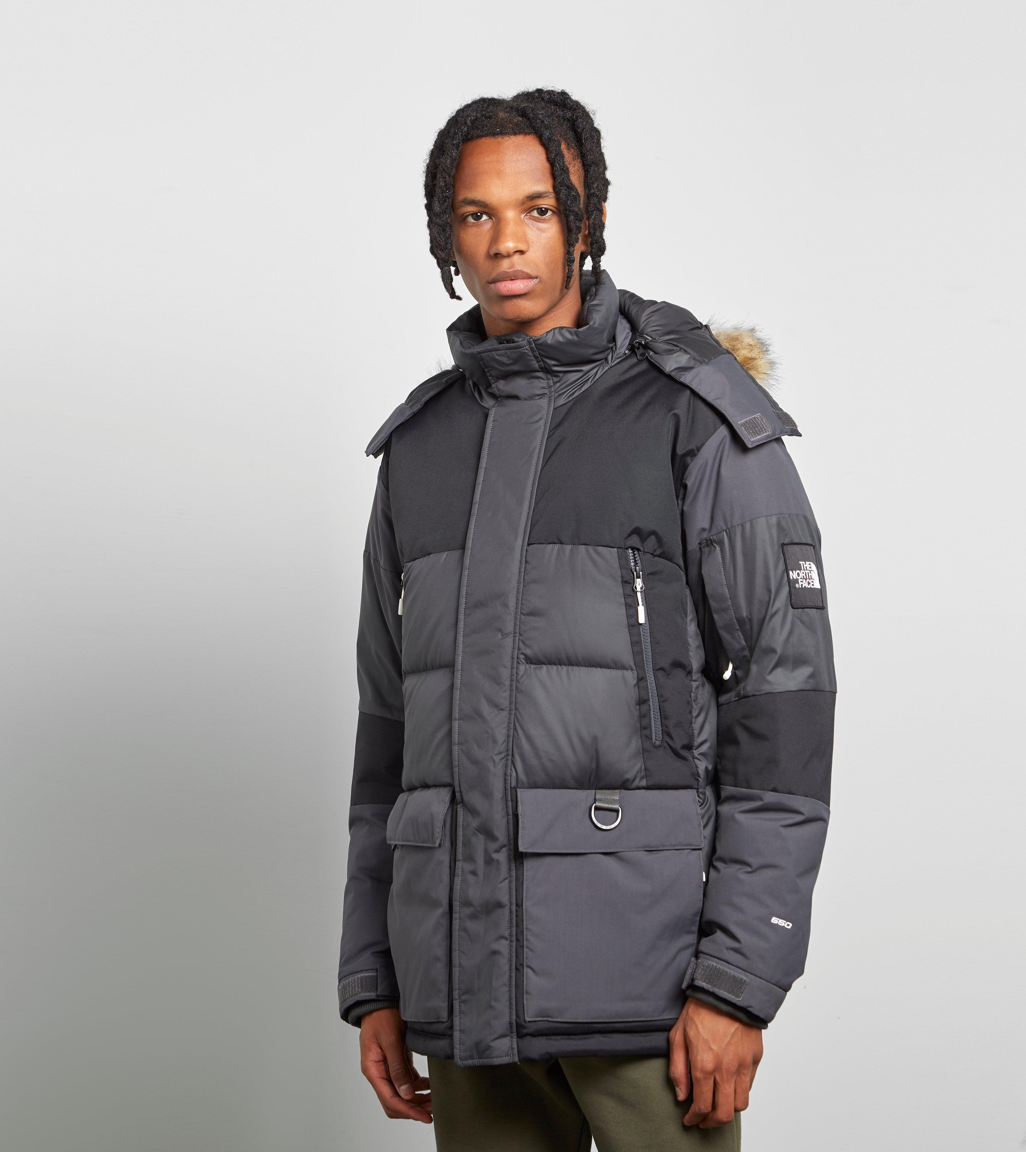 0a15b5f6ea Lyst - The North Face Vostok Parka in Black for Men