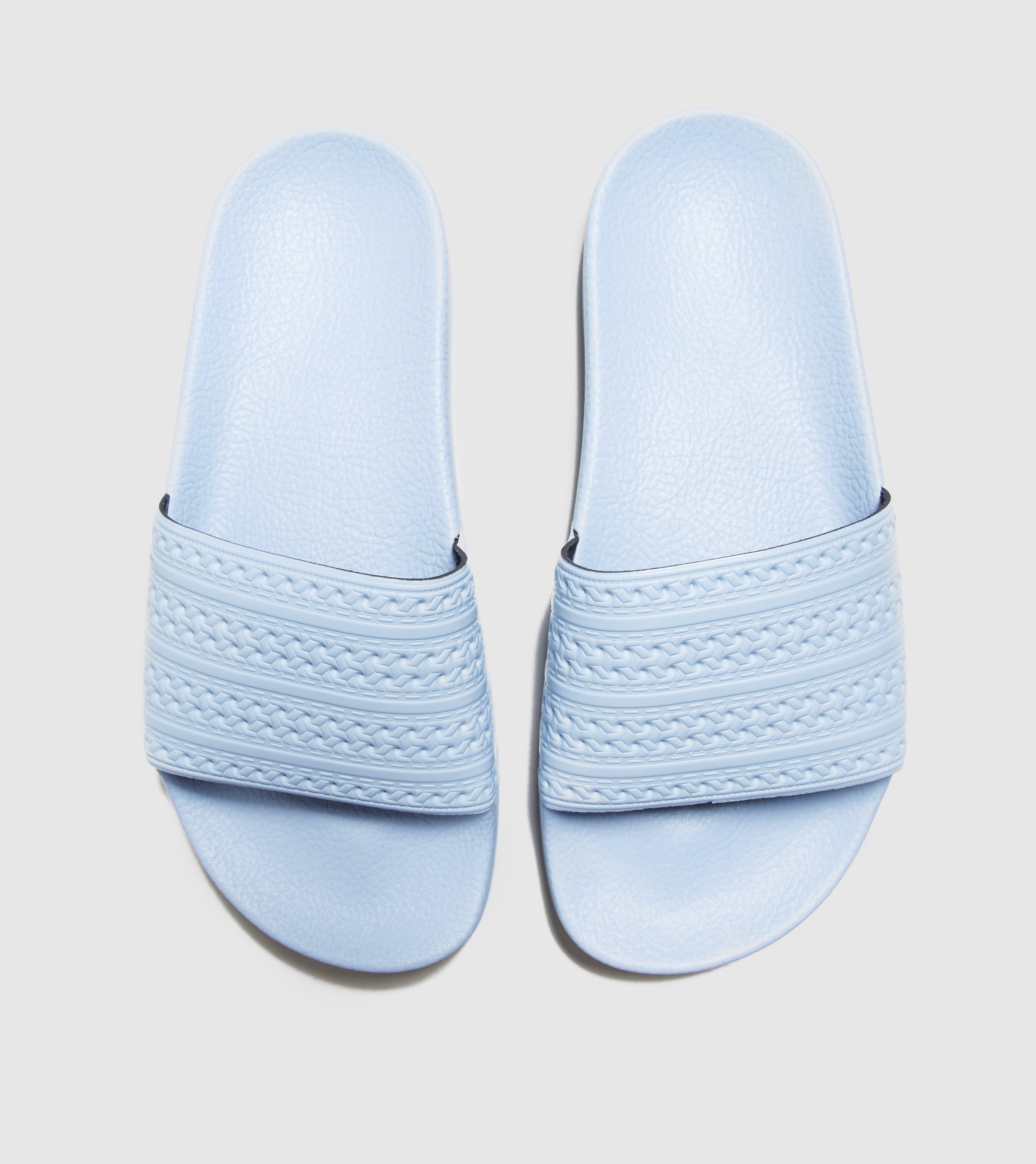 b32d43b528cebf Lyst - adidas Originals Adilette Slides Women s in Blue