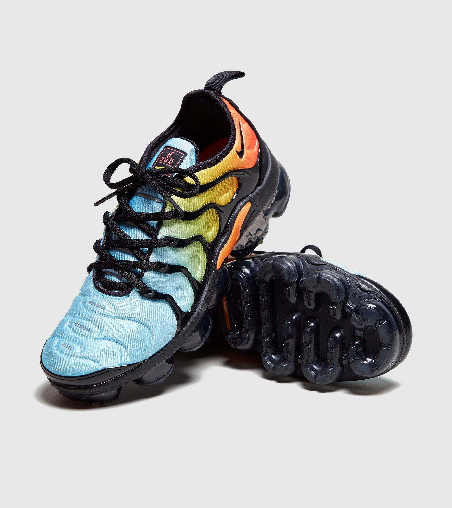 best loved ad80c 0a41a Black Air Vapormax Plus Women's