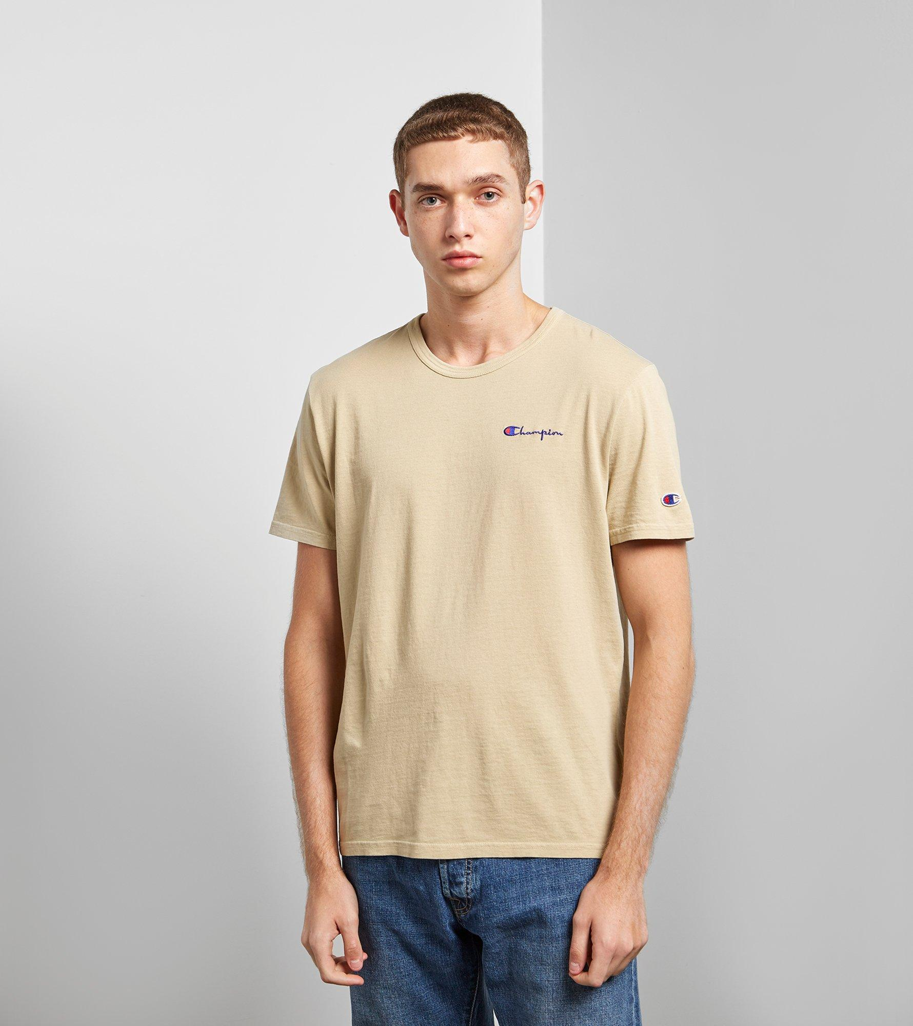 4b4d567b8663 Lyst - Champion Crew T-shirt - Size? Exclusive in Brown for Men