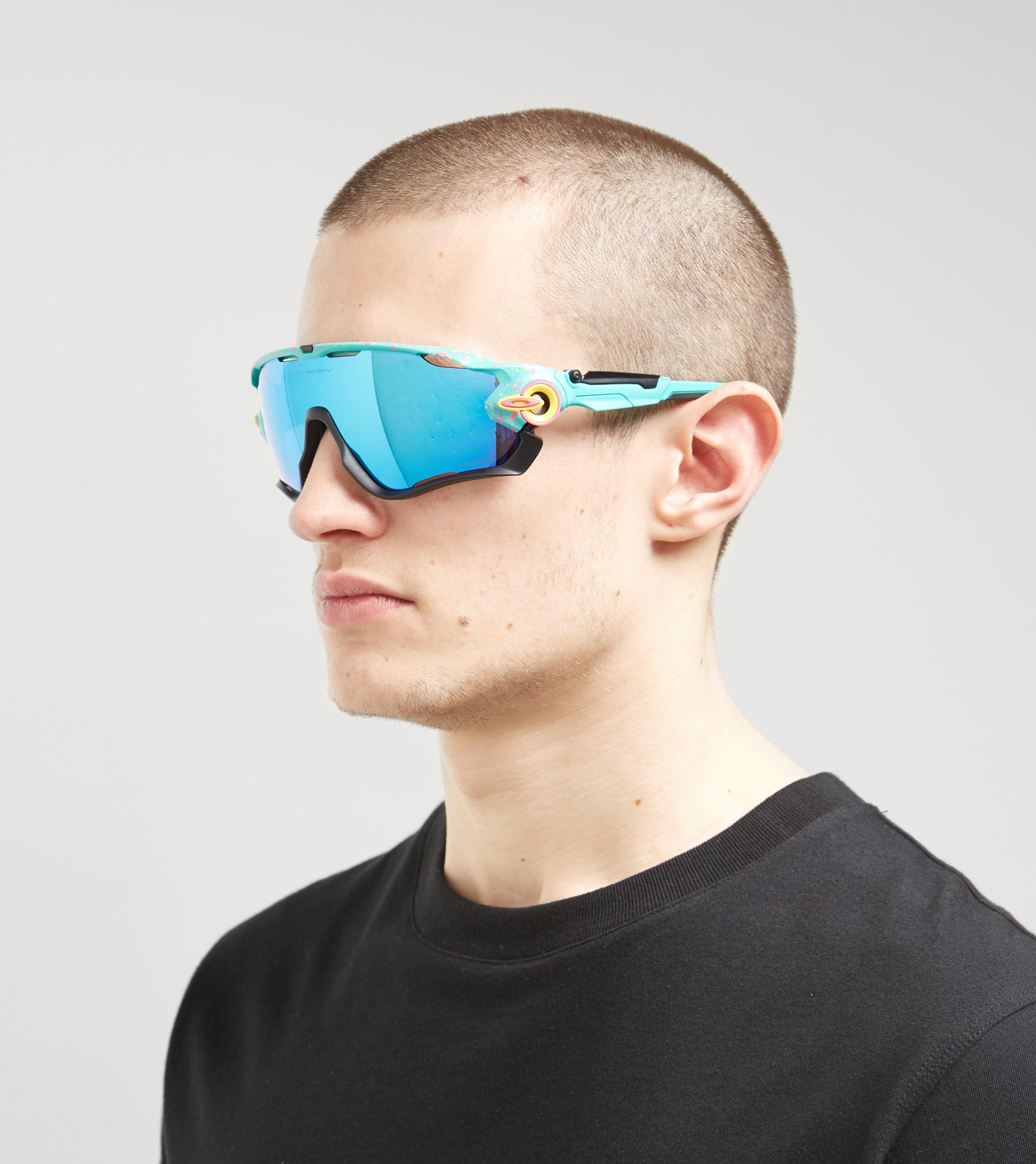 e1c871cf5f6a8 Oakley Jawbreaker Splatterfade Collection in Blue for Men - Lyst