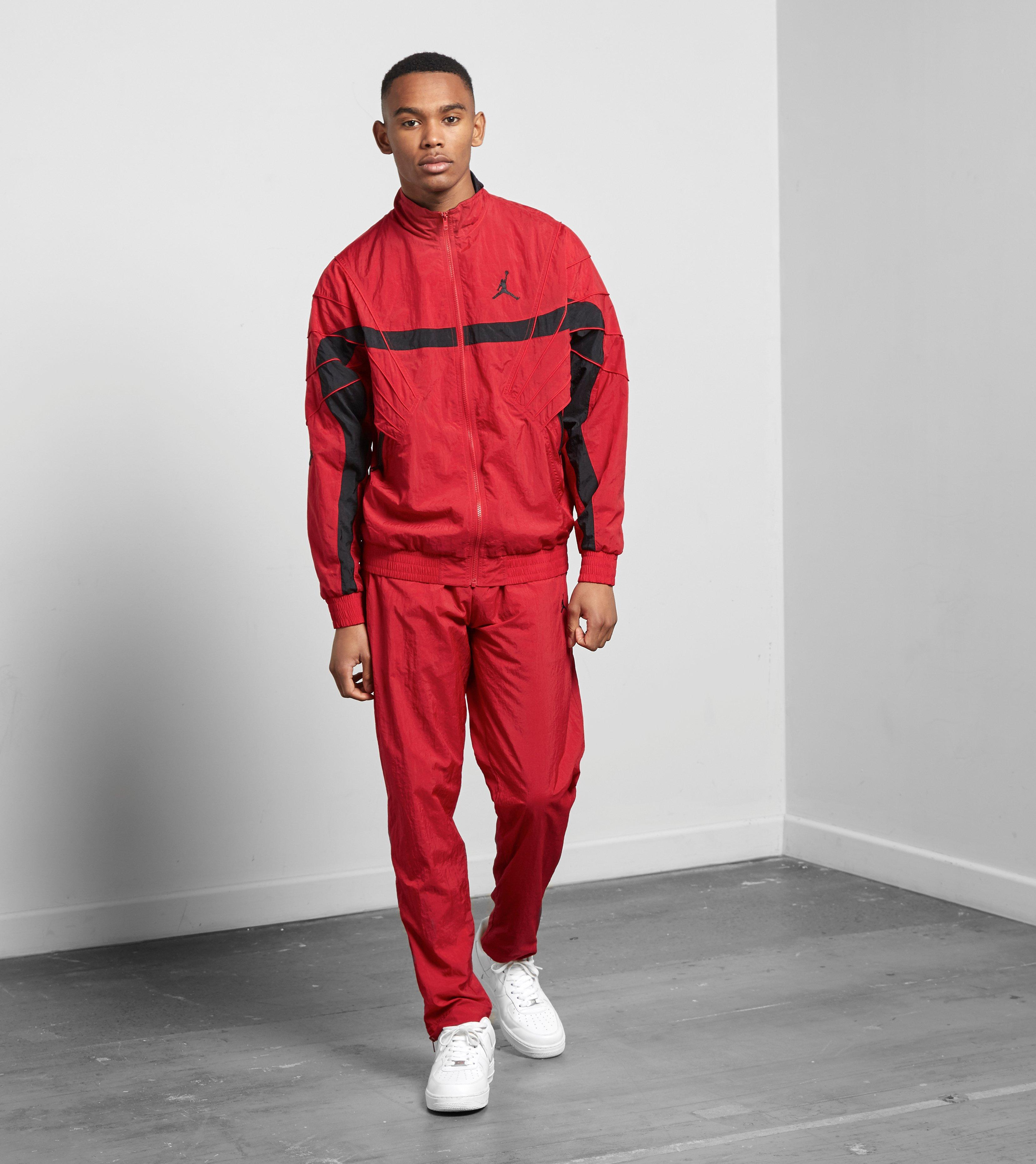hot sales lower price with new cheap Jordan Red Air 5 Vault Jacket for men