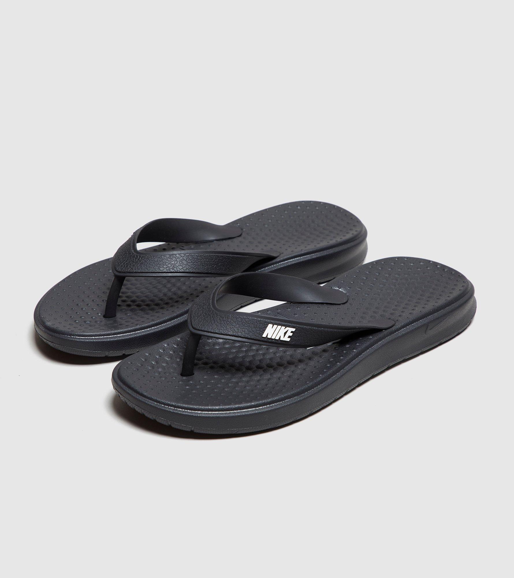 Ladies Nike Flip Flops
