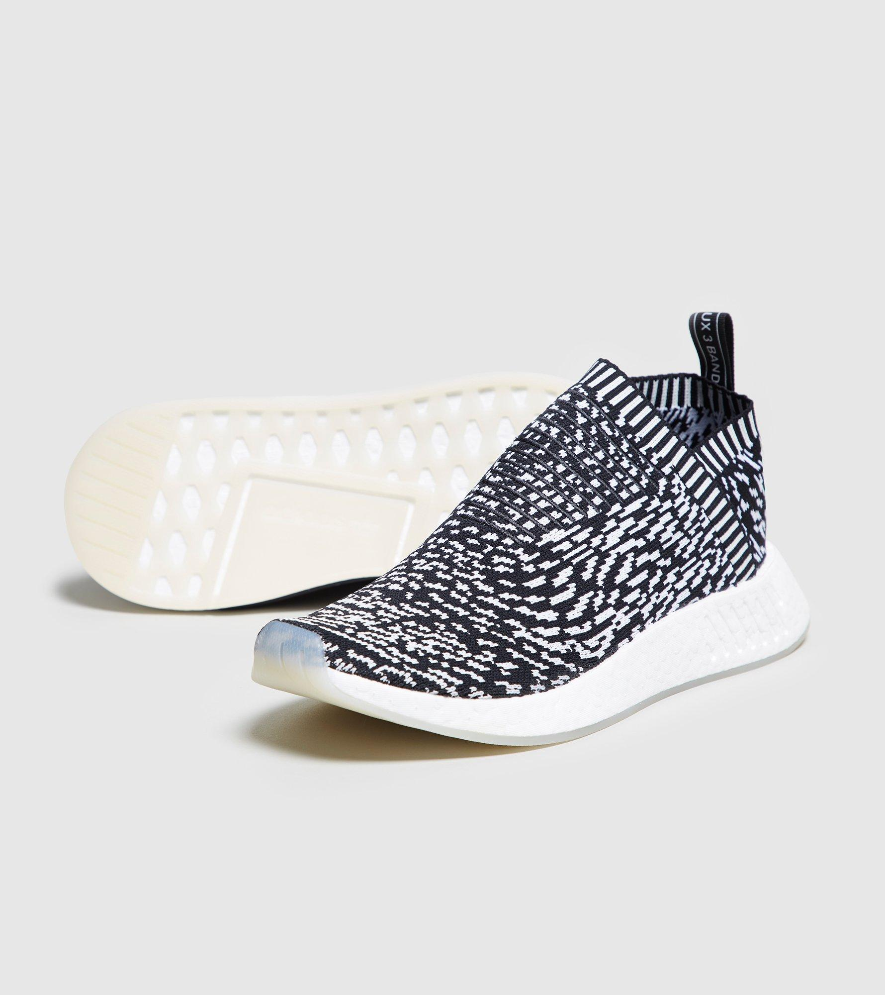 new concept 86e2d c61e5 Adidas Originals White Nmd Cs2 Sashiko for men