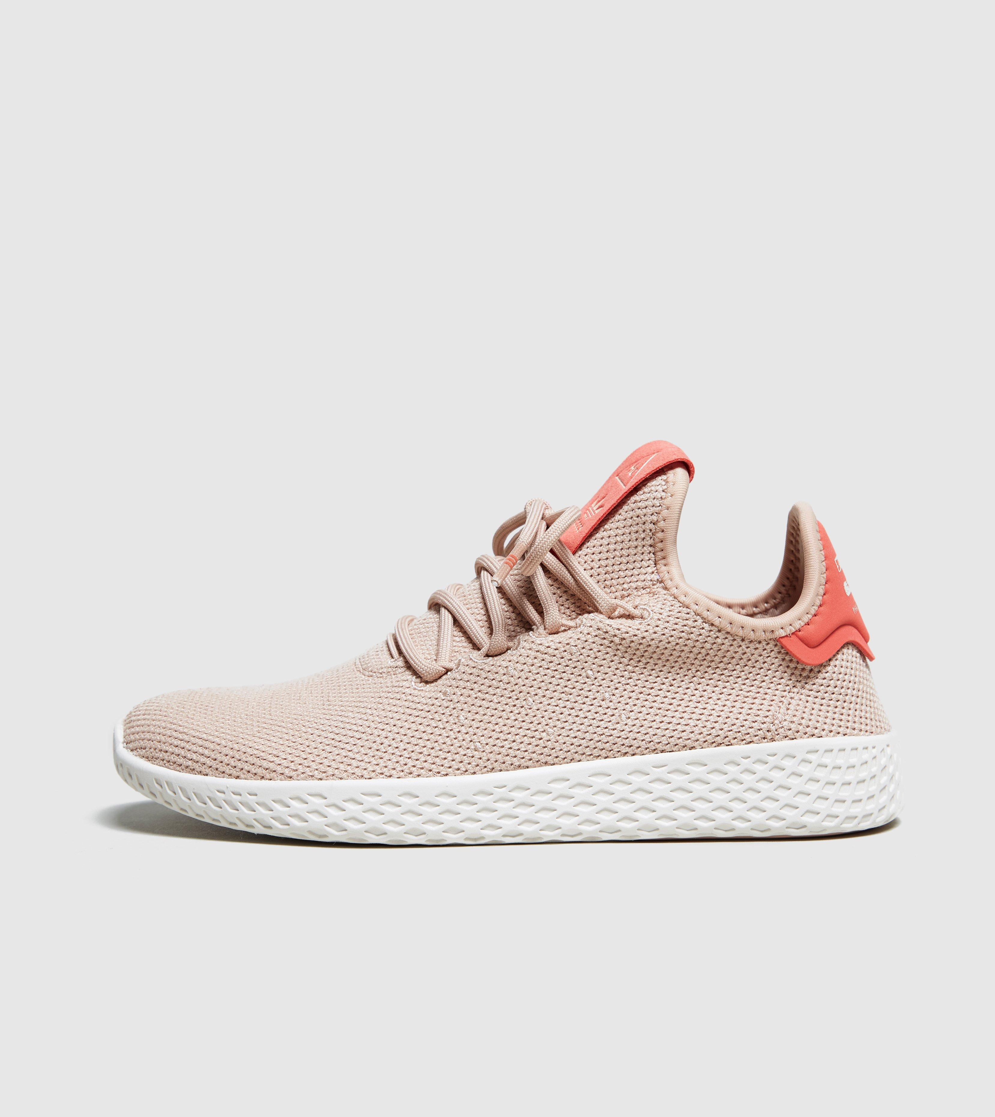 Lyst adidas originali x pharrell williams tennis hu donne in marrone