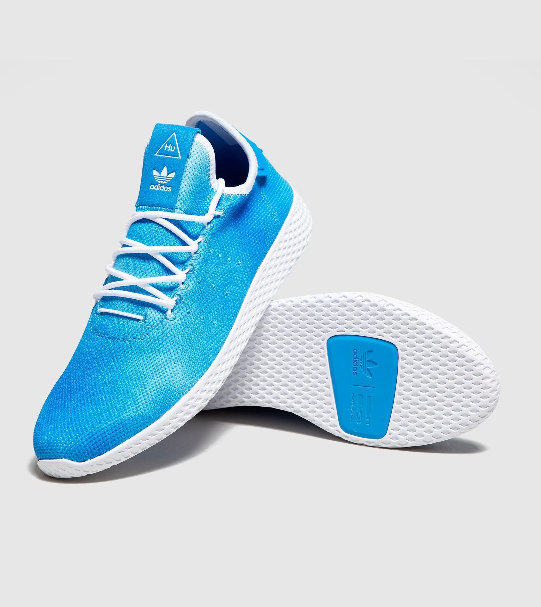 5a3cd46609508 Lyst - adidas Originals X Pharrell Williams Holi Tennis Hu in Blue ...