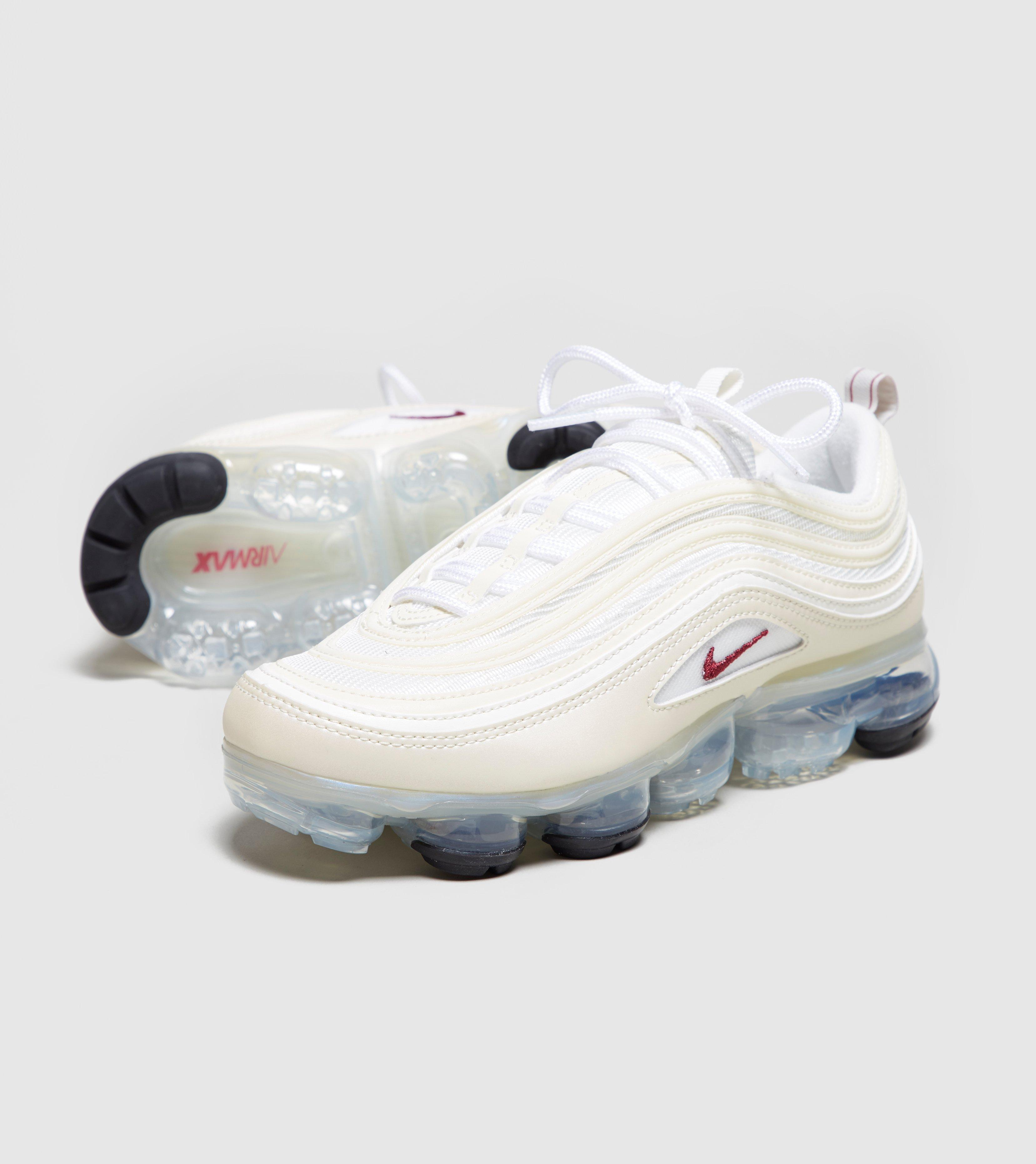 lowest price 87d2d b71b1 Nike White Air Vapormax 97 Women's