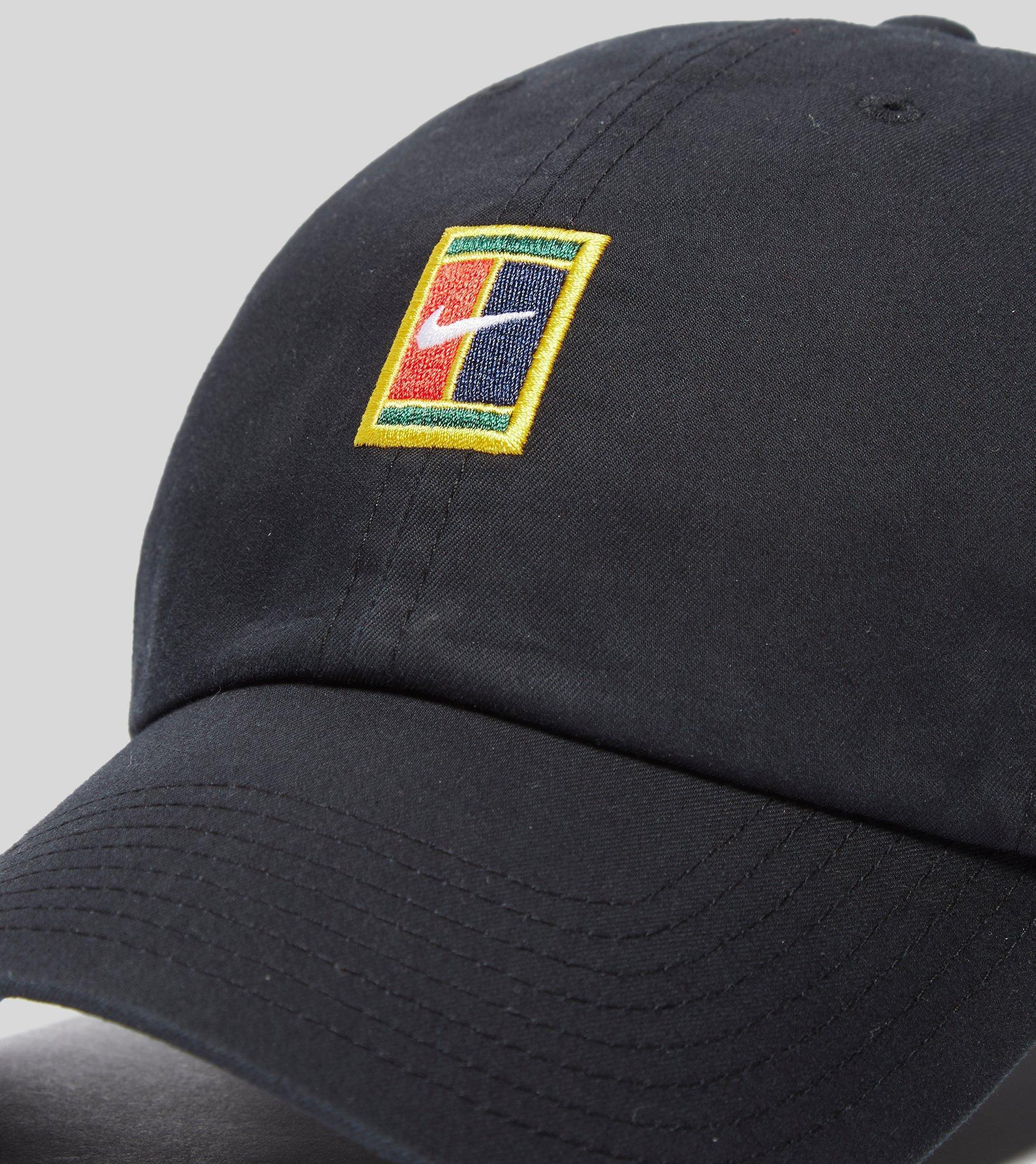 4aa1ca60547 Nike Court Logo Cap in Black for Men - Lyst