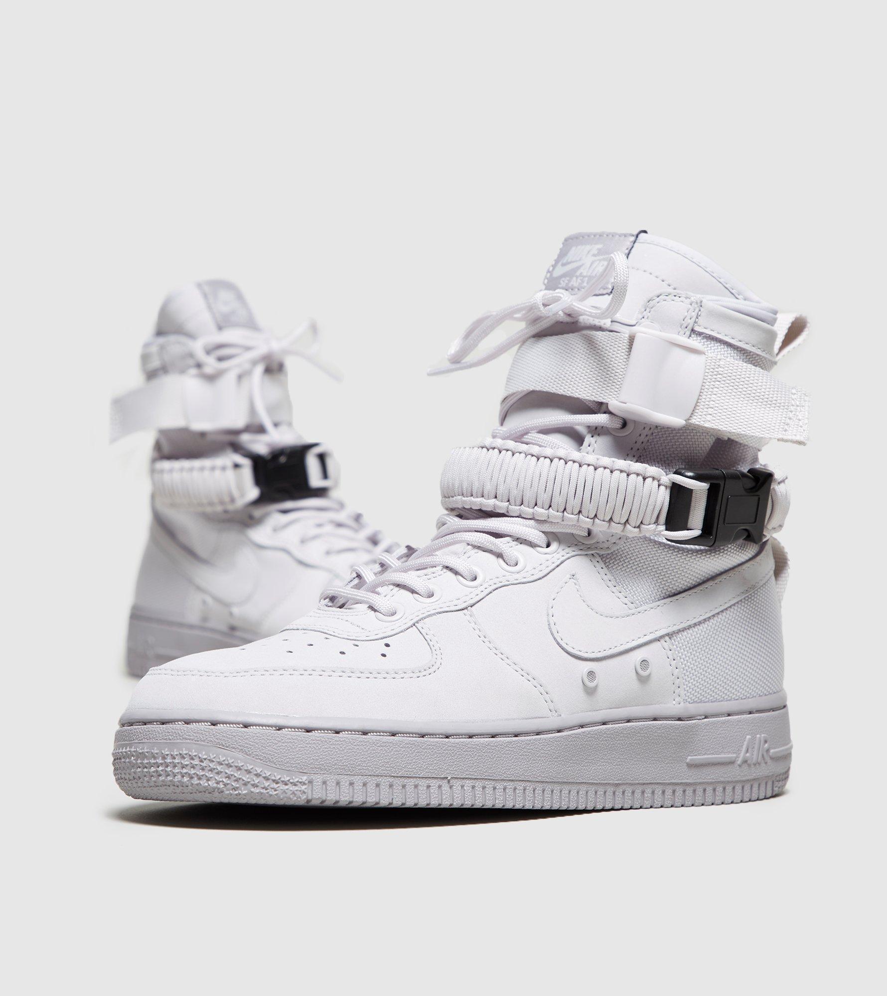 purchase cheap 00e27 43ee5 Nike Gray Sf Air Force 1 Women's