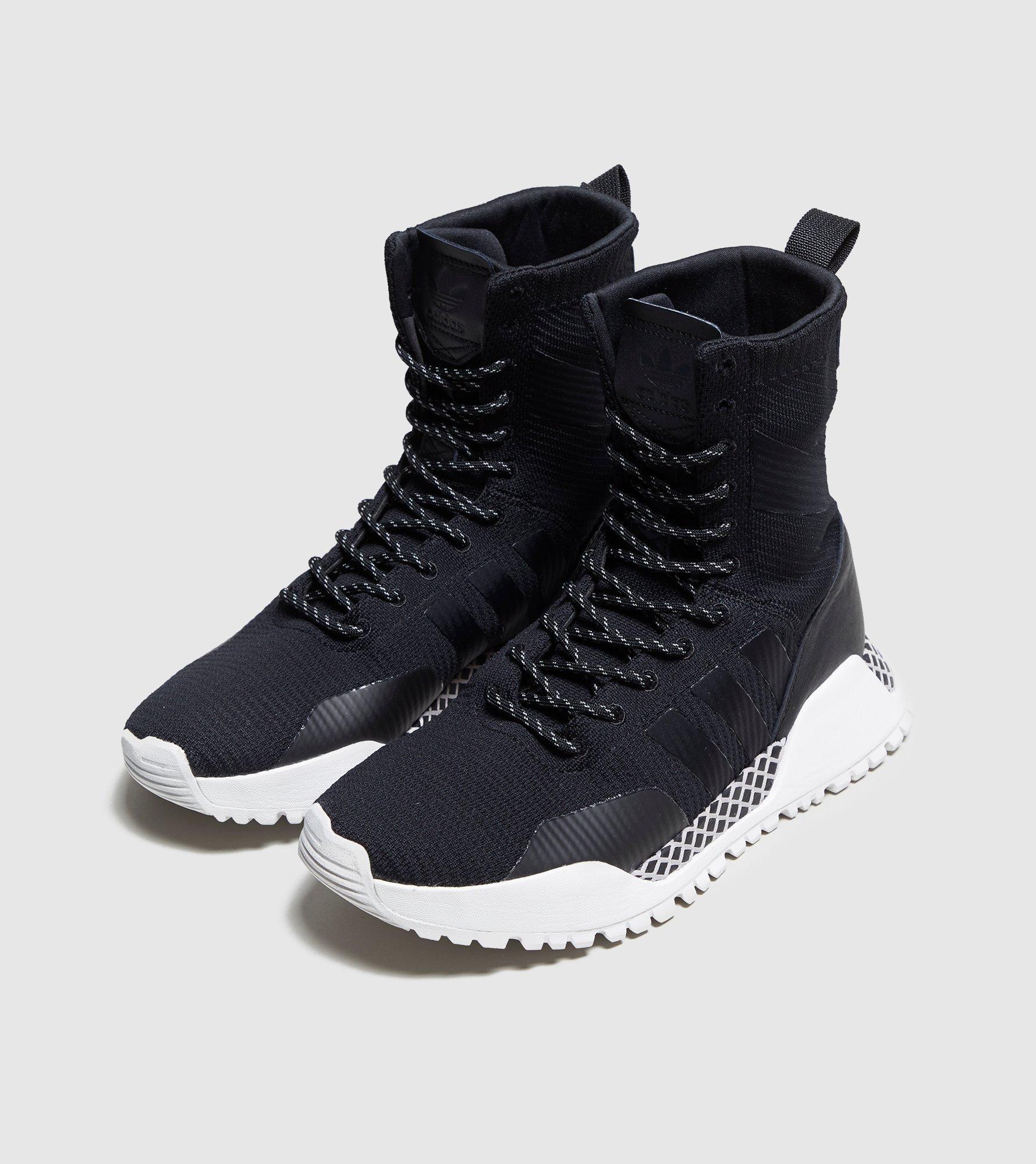 best service 1dd1f b48db Lyst - adidas Originals A.f 1.3 Primeknit Boot in Black for