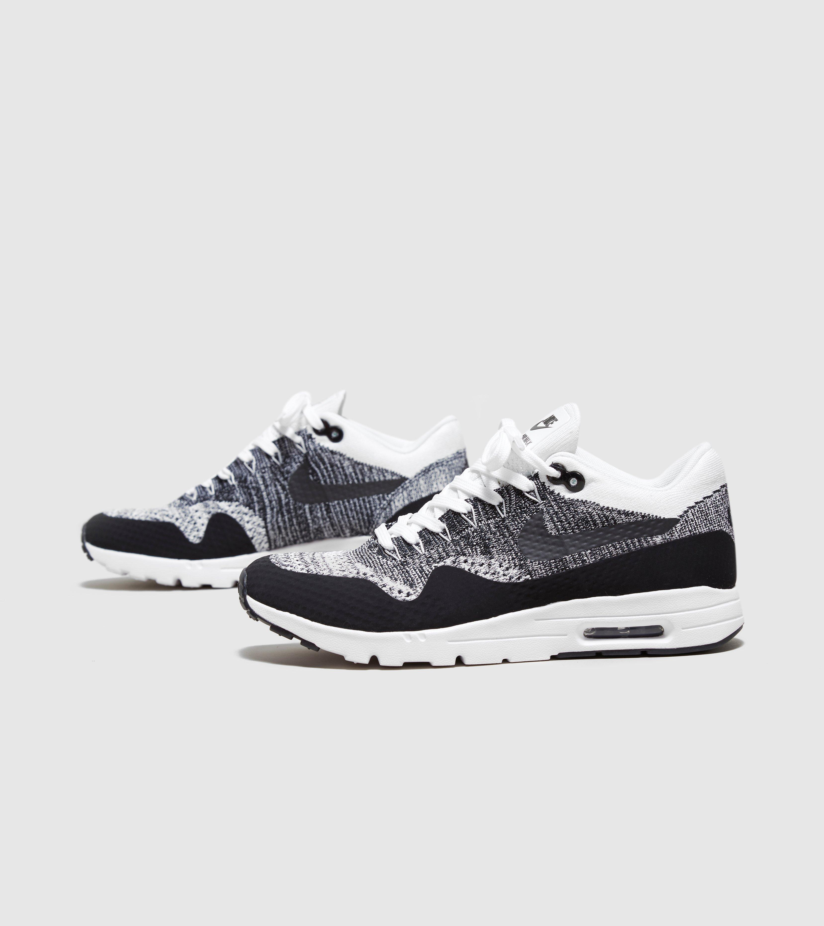 official photos f3d7a 86fc1 Nike - White Air Max 1 Ultra Flyknit Women's - Lyst