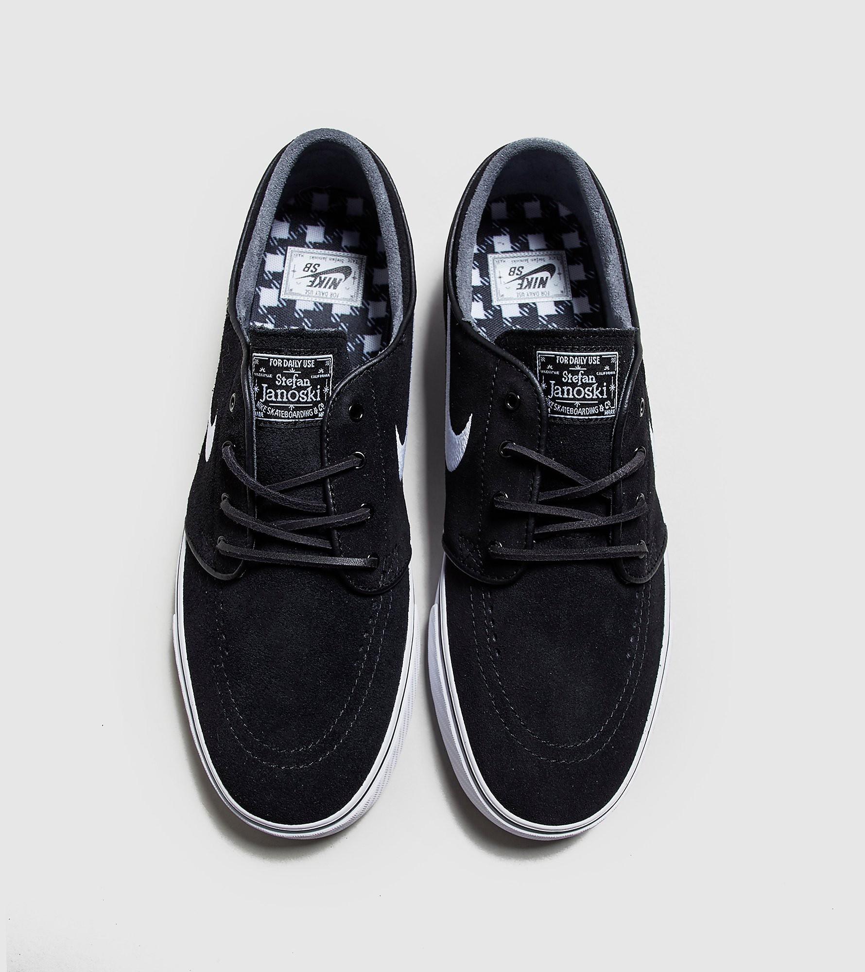 Zoom Stefan Janoski Nike de Ante de color Negro para hombre