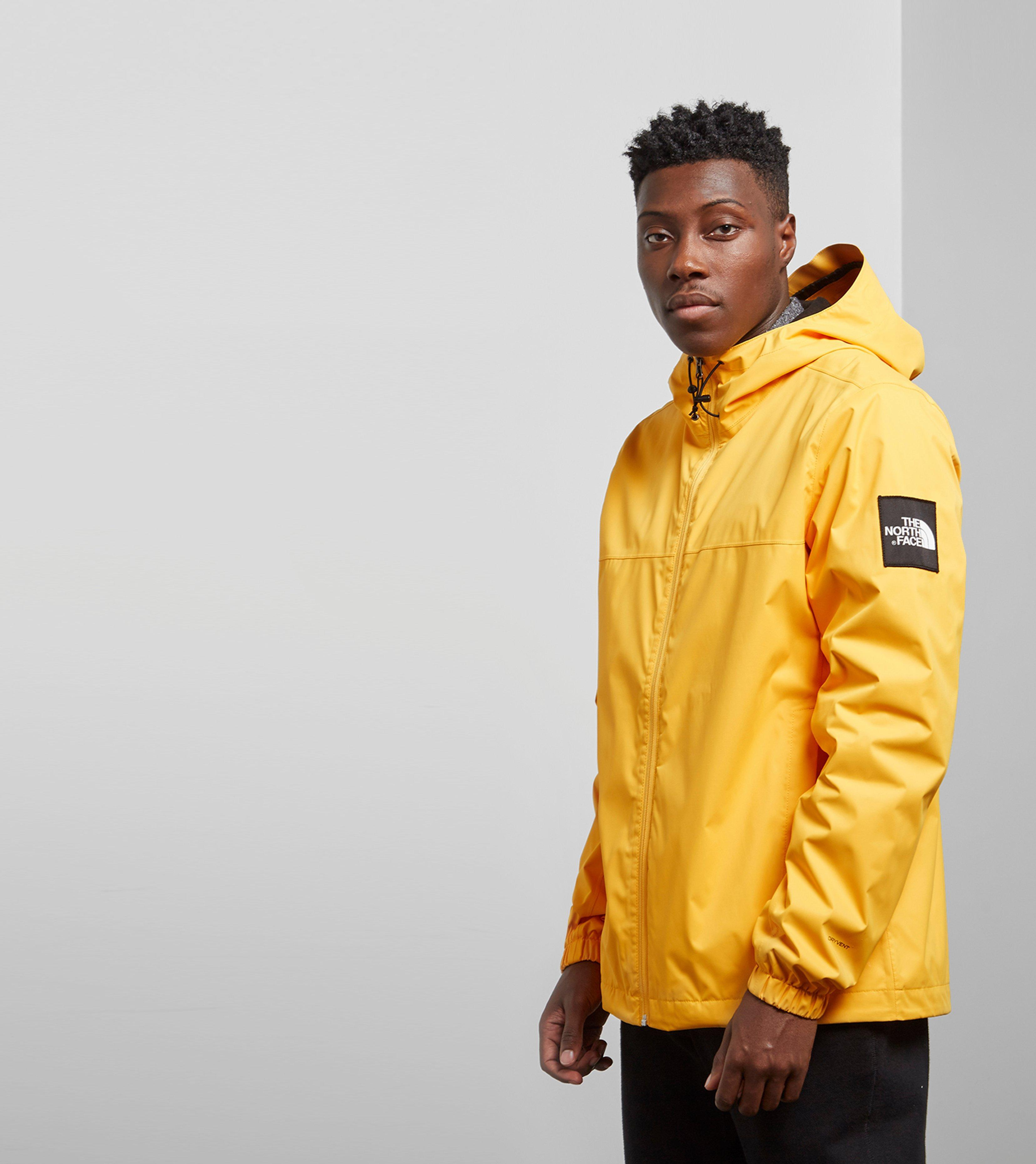 8a1be8a3756 The North Face Mountain Quest Jacket in Yellow for Men - Lyst