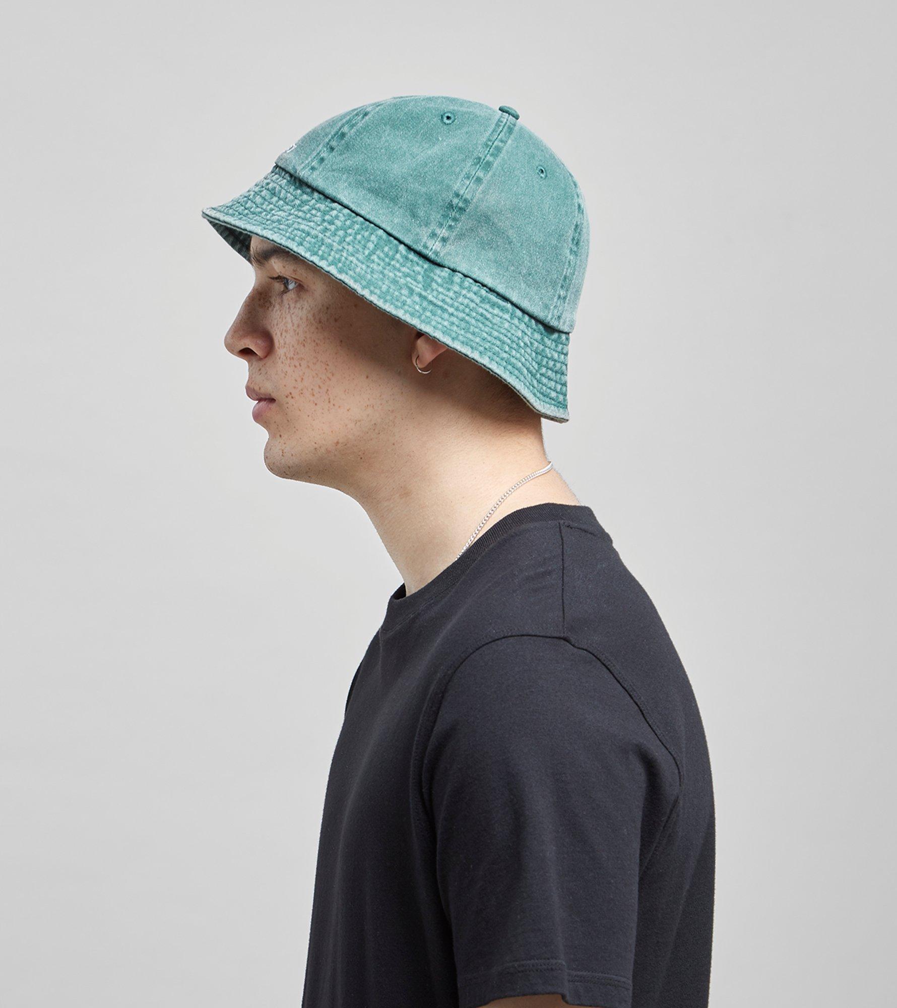 a8ec359b34b34 Obey Decades Bucket Hat in Green for Men - Lyst