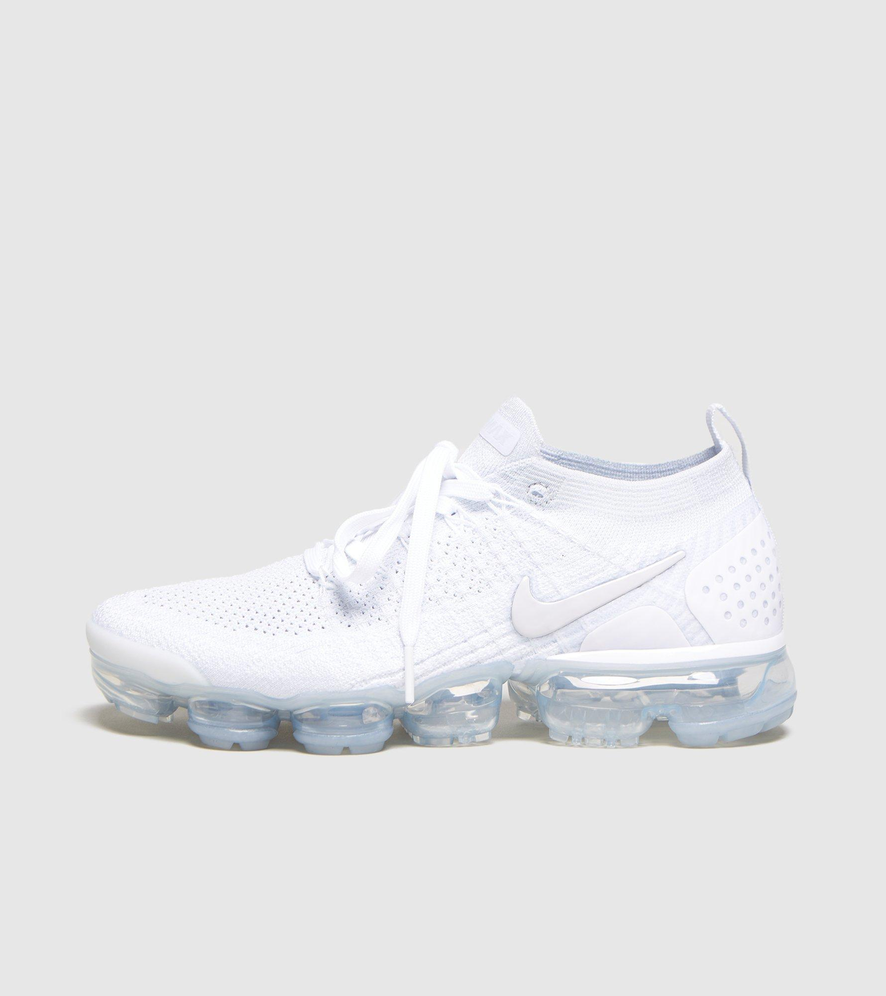 quality design f8c85 21544 White Air Vapormax Flyknit 2 Women's