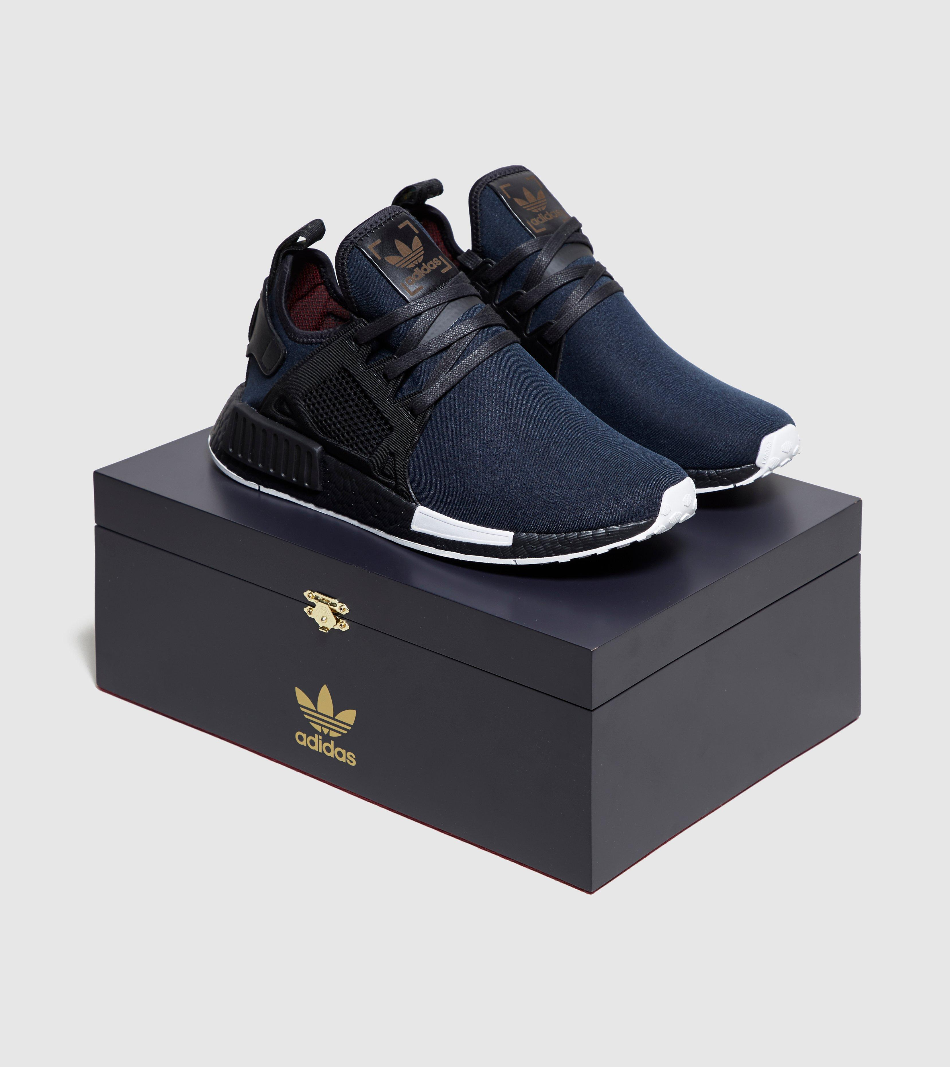 best service 52ff1 ba63e Adidas Originals Blue X Size? X Henry Poole Nmd_xr1 for men