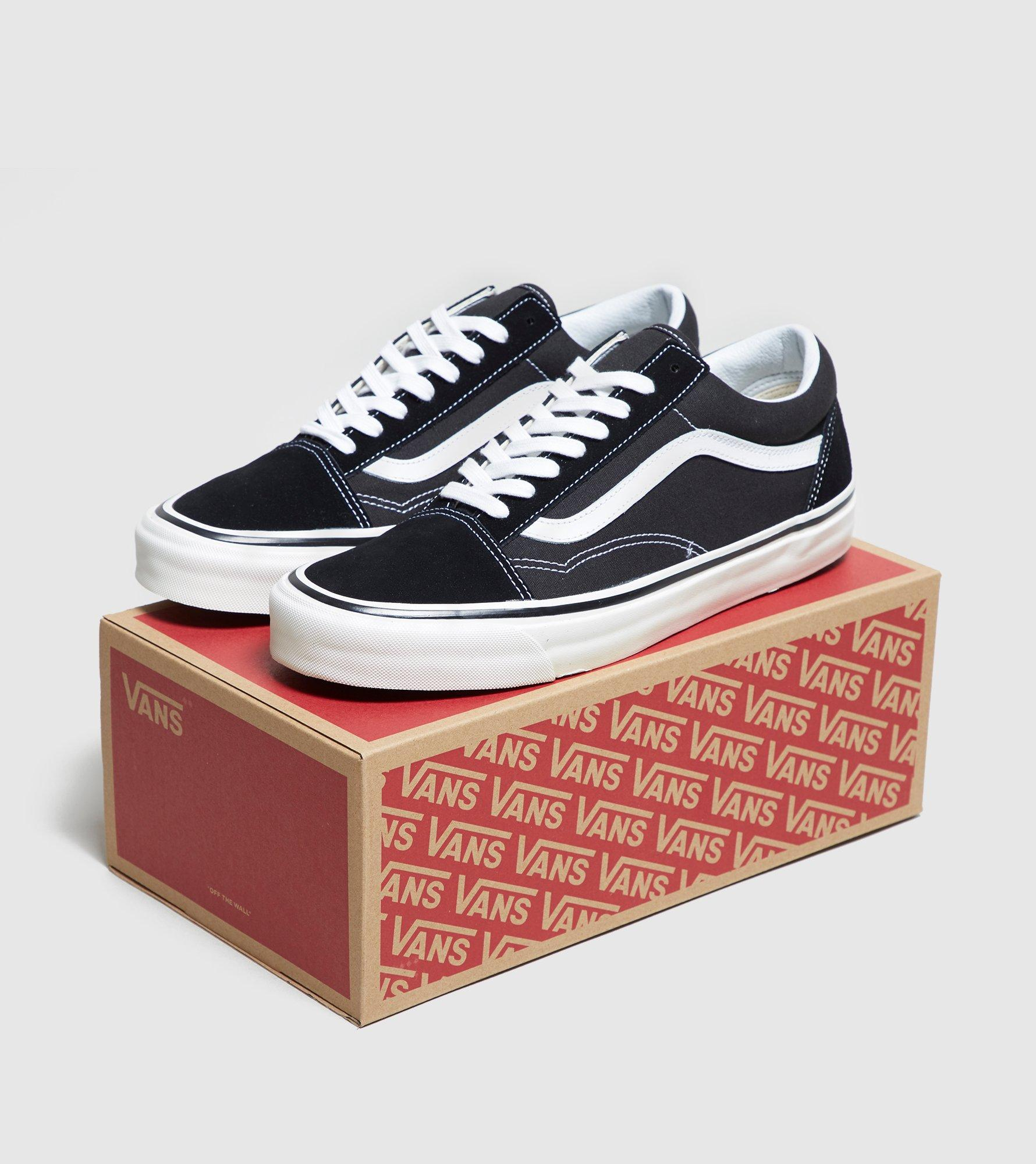 736fa65521 Lyst - Vans Old Skool  anaheim  - Size  European Exclusive in Black ...