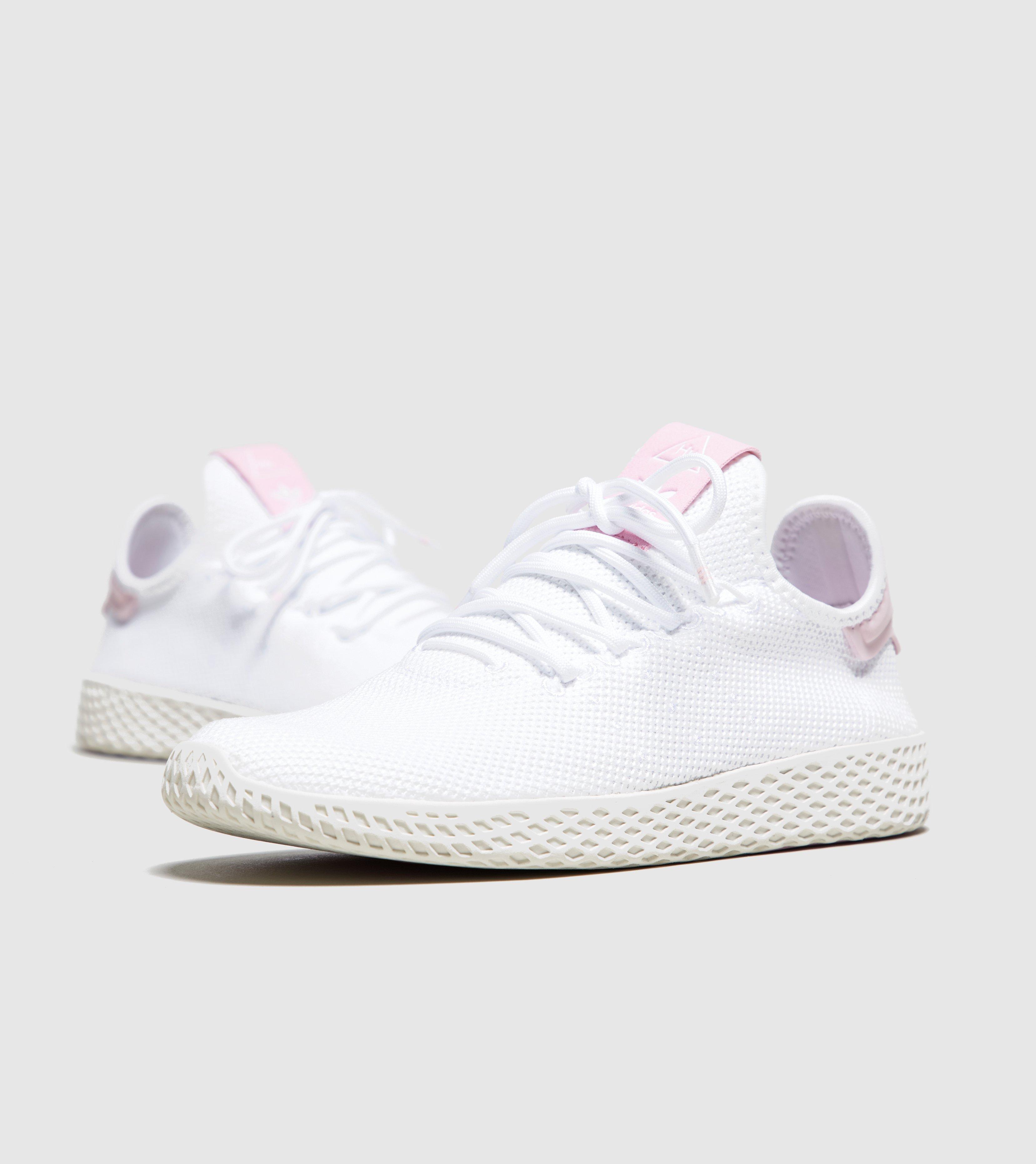 Lyst - adidas Originals X Pharrell Williams Tennis Hu Women s in White 574b9918f4