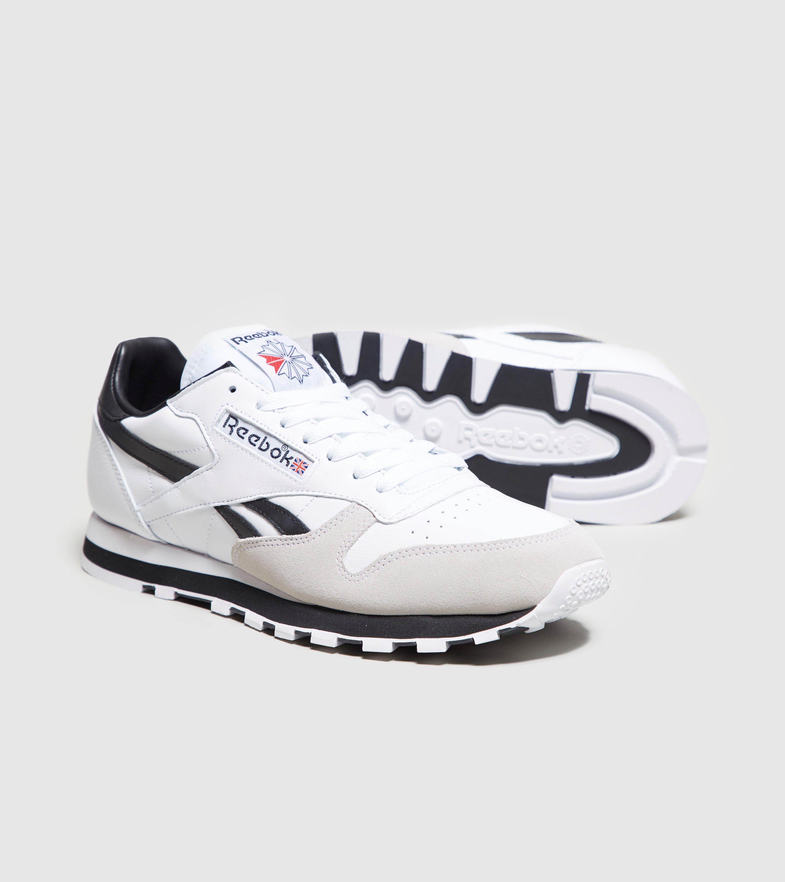 Reebok White Classic Leather Trc for men