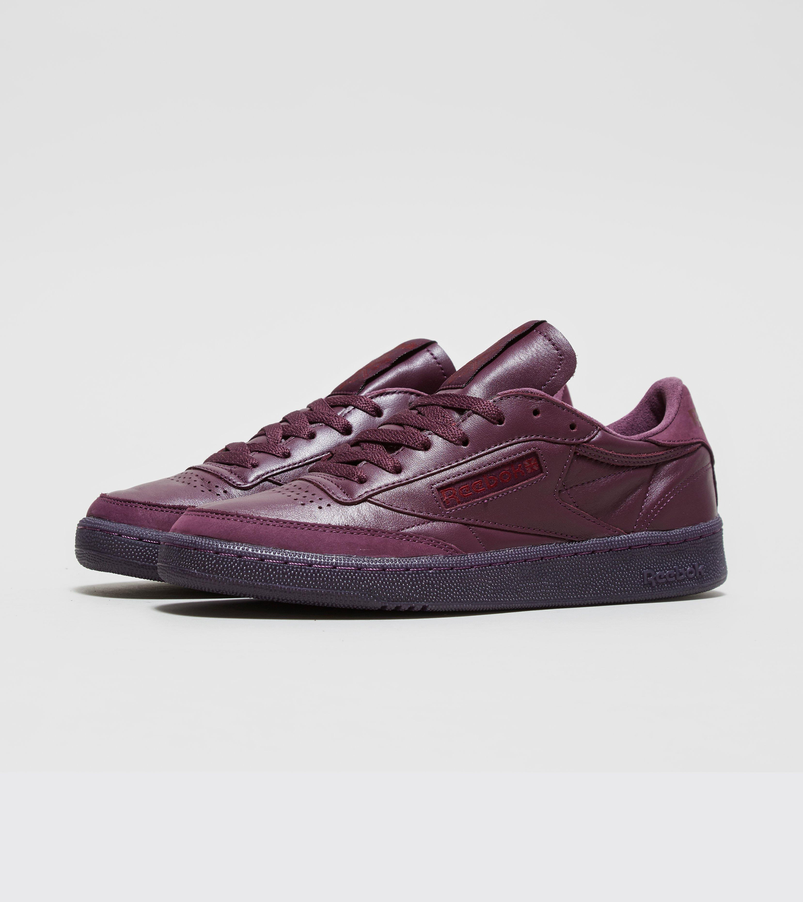 5bfecd6aeb16 Lyst - Reebok Club C 85 Bs  jam  Pack in Red for Men