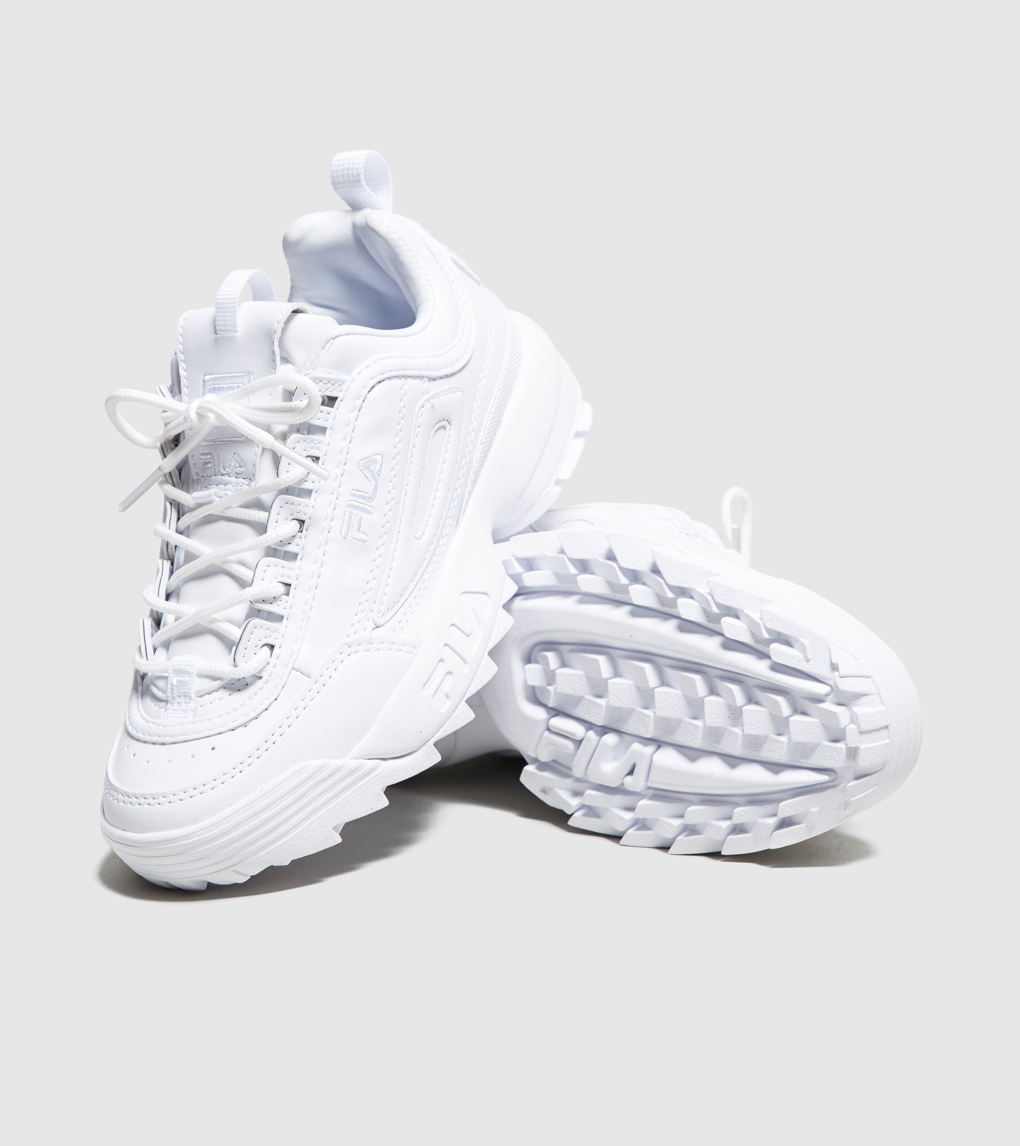 3fe18749a7d9 Lyst - Fila Disruptor Ii Women s in White