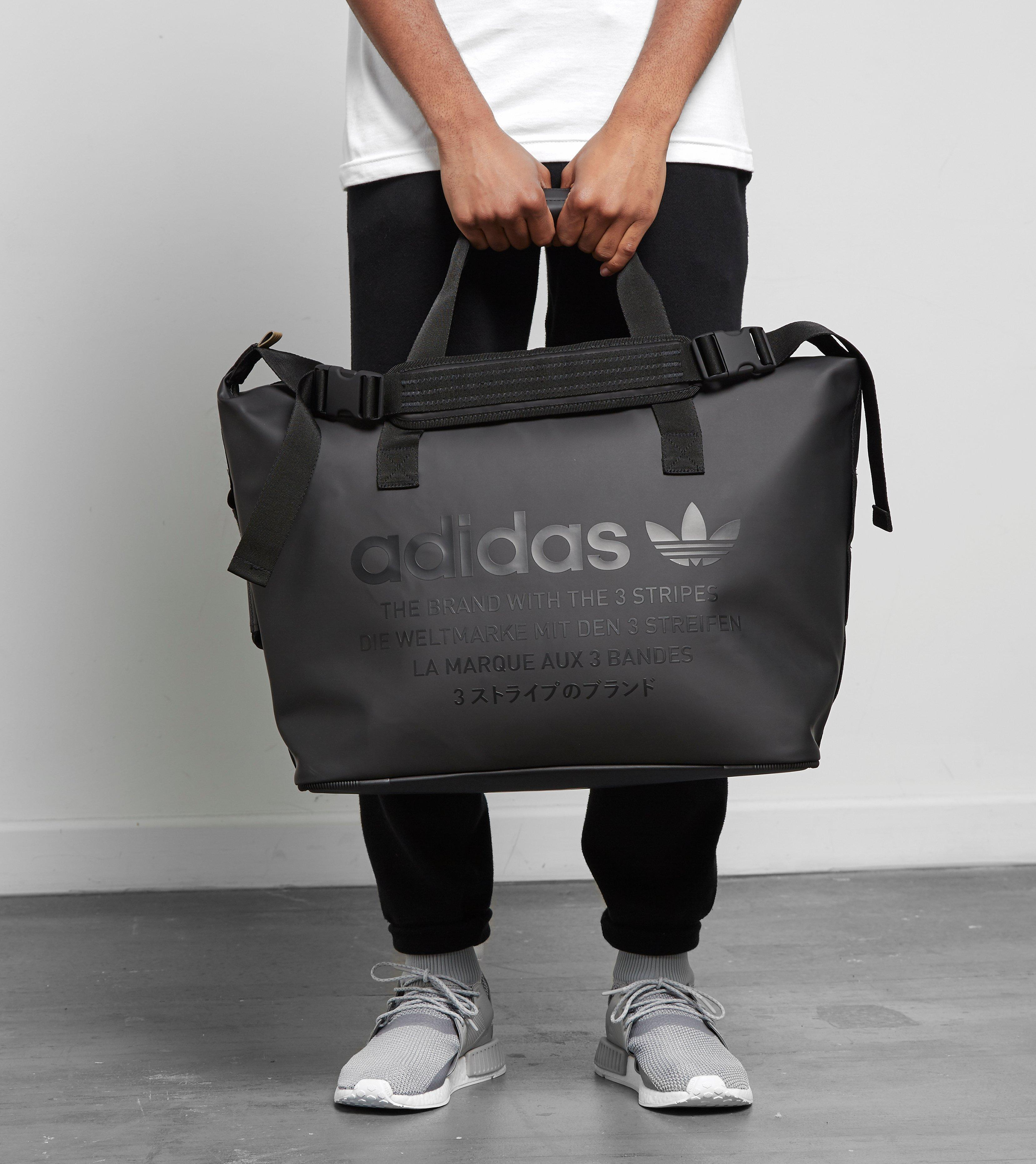 bf7bc17002c6 Lyst - adidas Nmd Duffle Bag in Black for Men