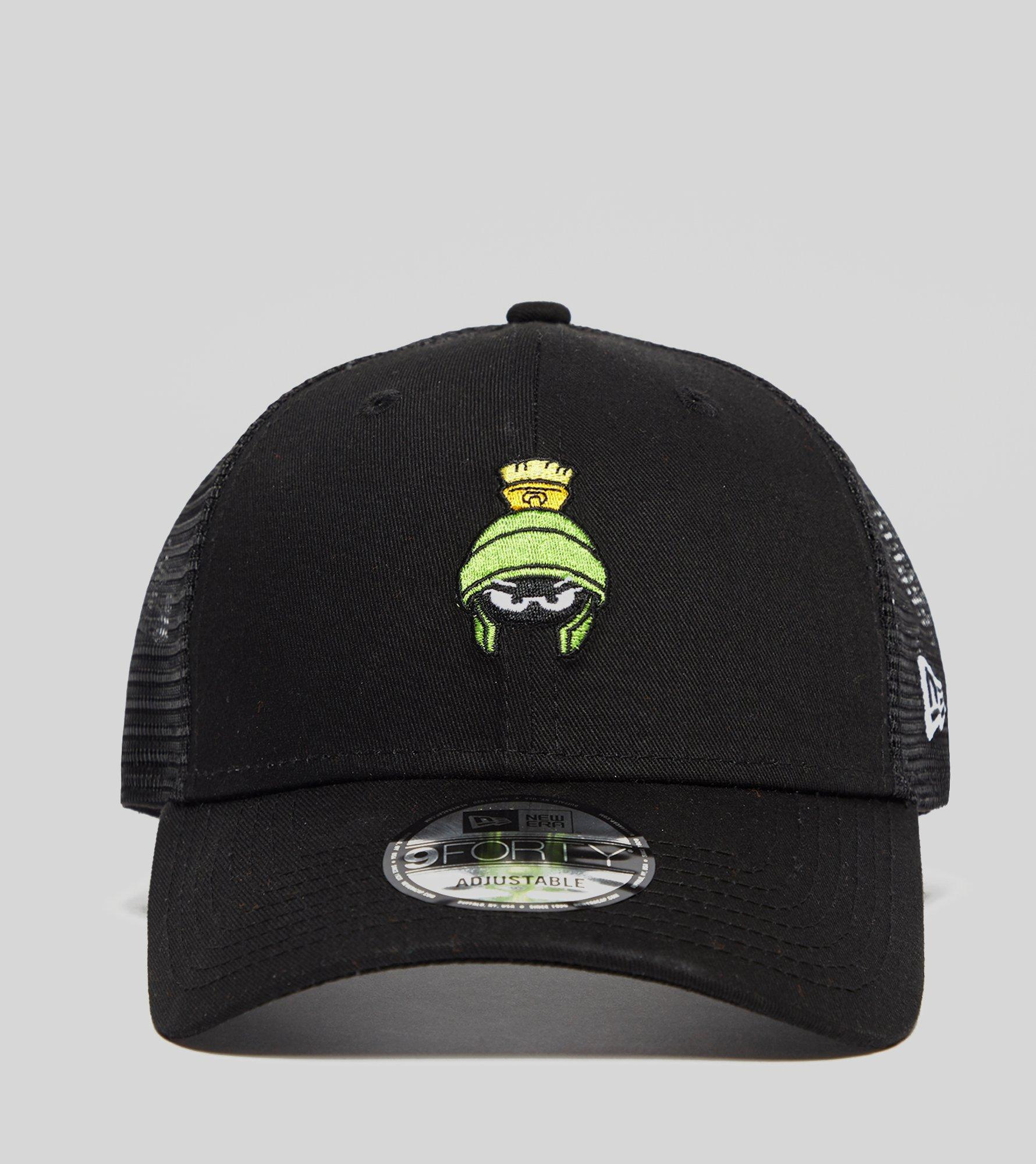 bba6a227f92e1 KTZ Marvin The Martian 9forty Trucker Cap in Black - Lyst
