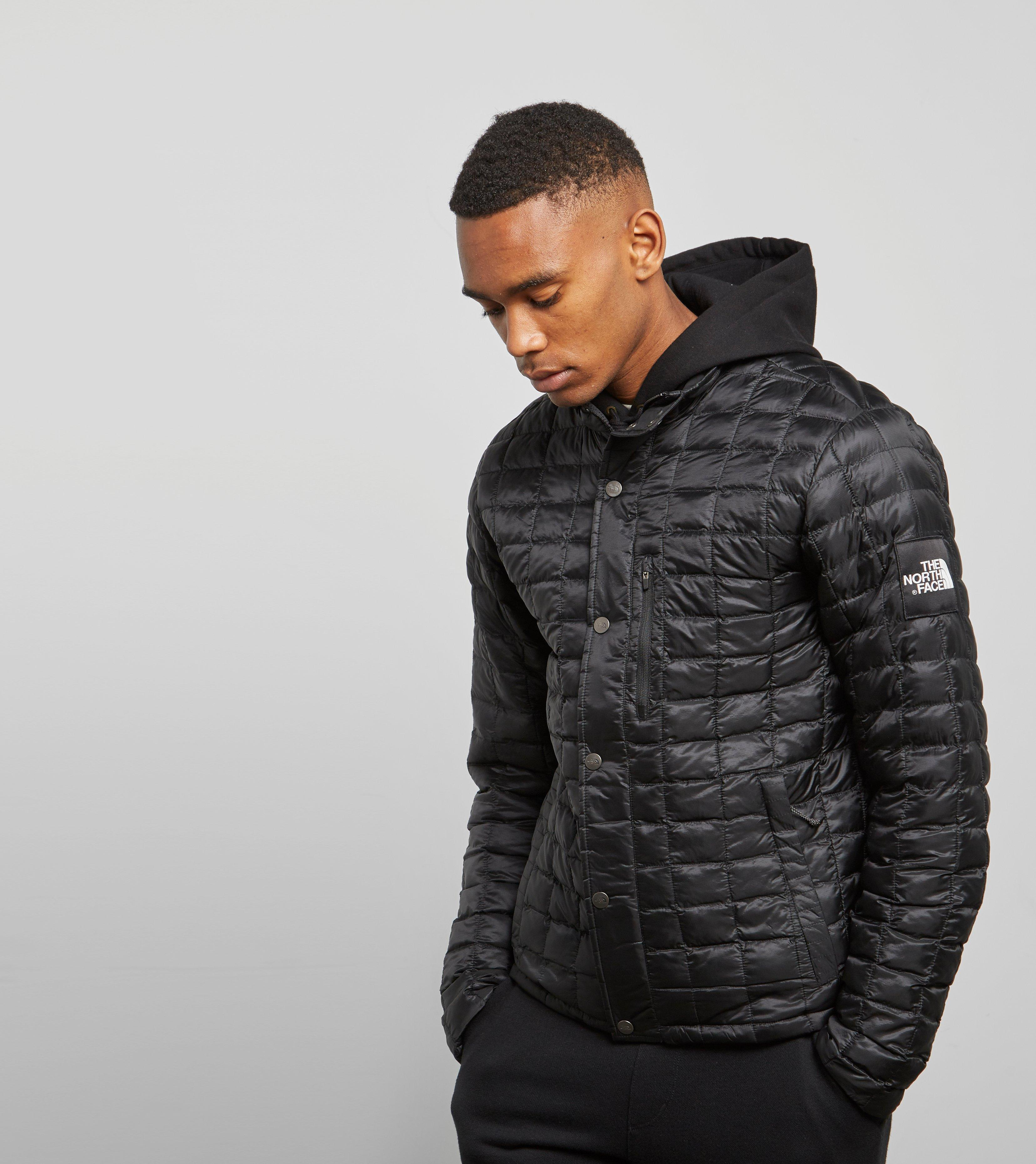fd55dde17 The North Face Black 1900 Denali Thermoball Jacket for men