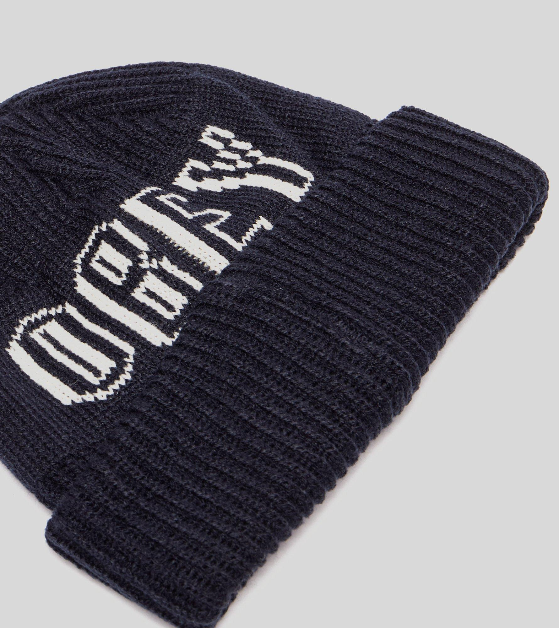 f6a5ebbe395 Lyst - Obey Tailgate Beanie in Blue for Men