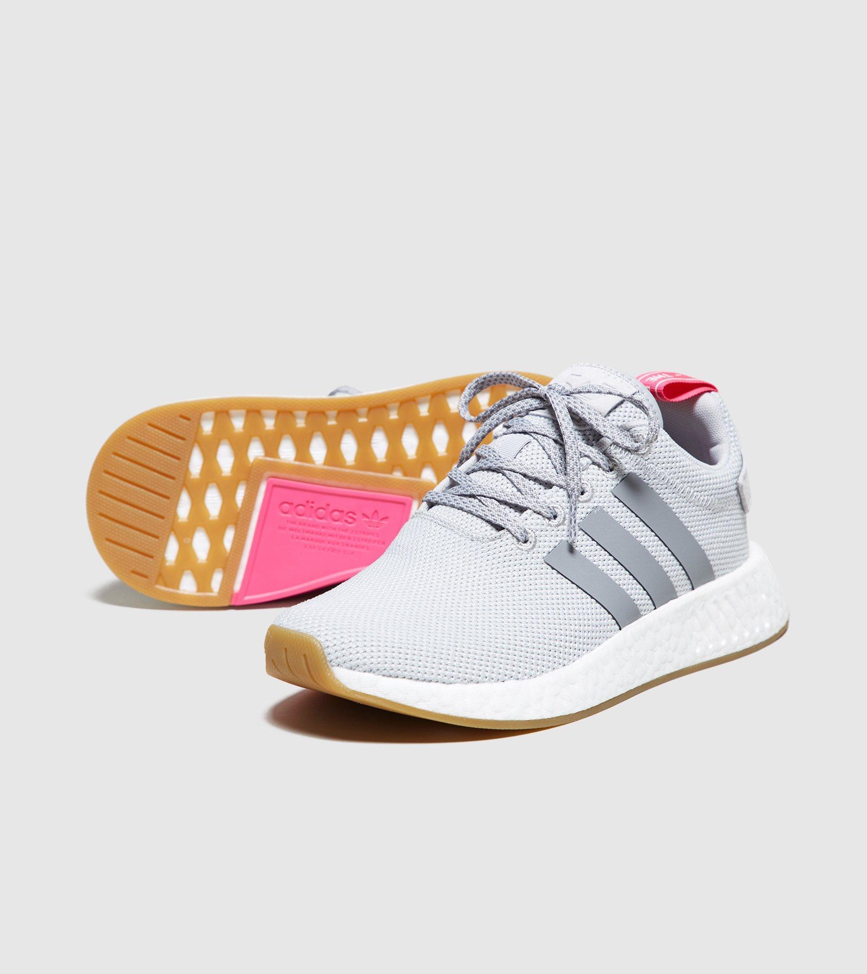351fb5907c7e8 adidas Originals Nmd R2 Women s in Gray - Lyst