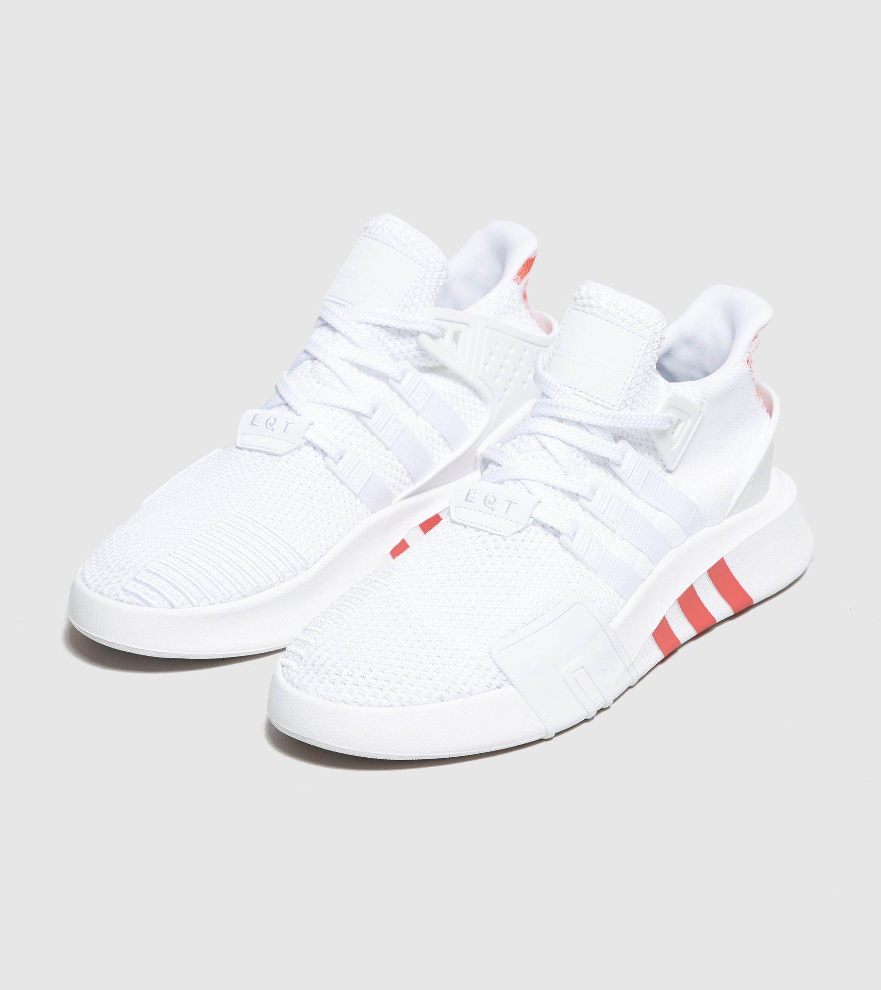 Lyst - Adidas Originals Eqt Bask Adv in White for Men cbcd572e9