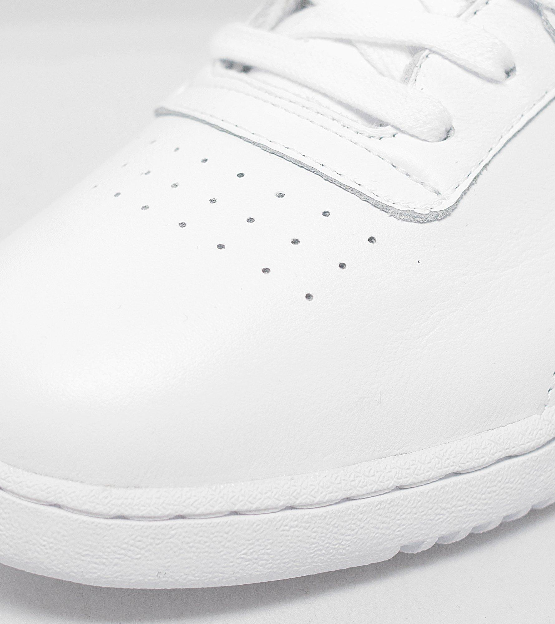 Lyst - Reebok Workout Lo Clean Pm in White for Men 42fca5039