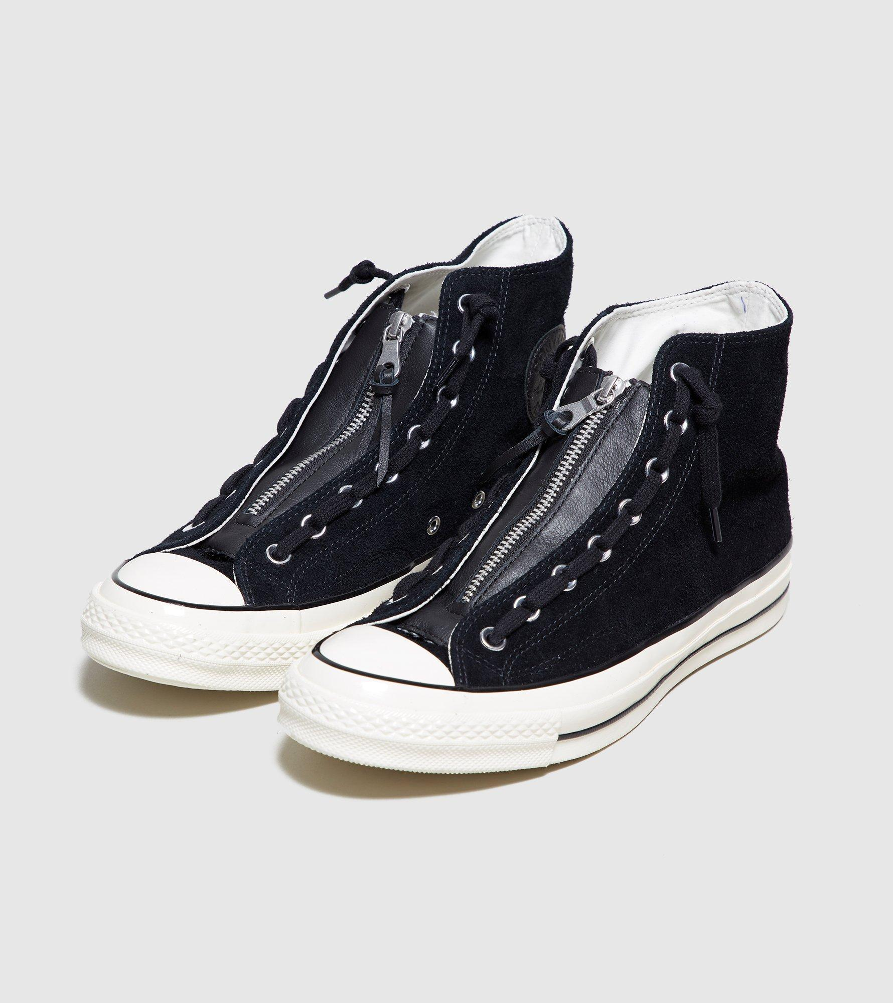 80fca5f23533 ... c8d74c08c0d Lyst - Converse Chuck Taylor All Star 70 Zip High in Black  for Men ...