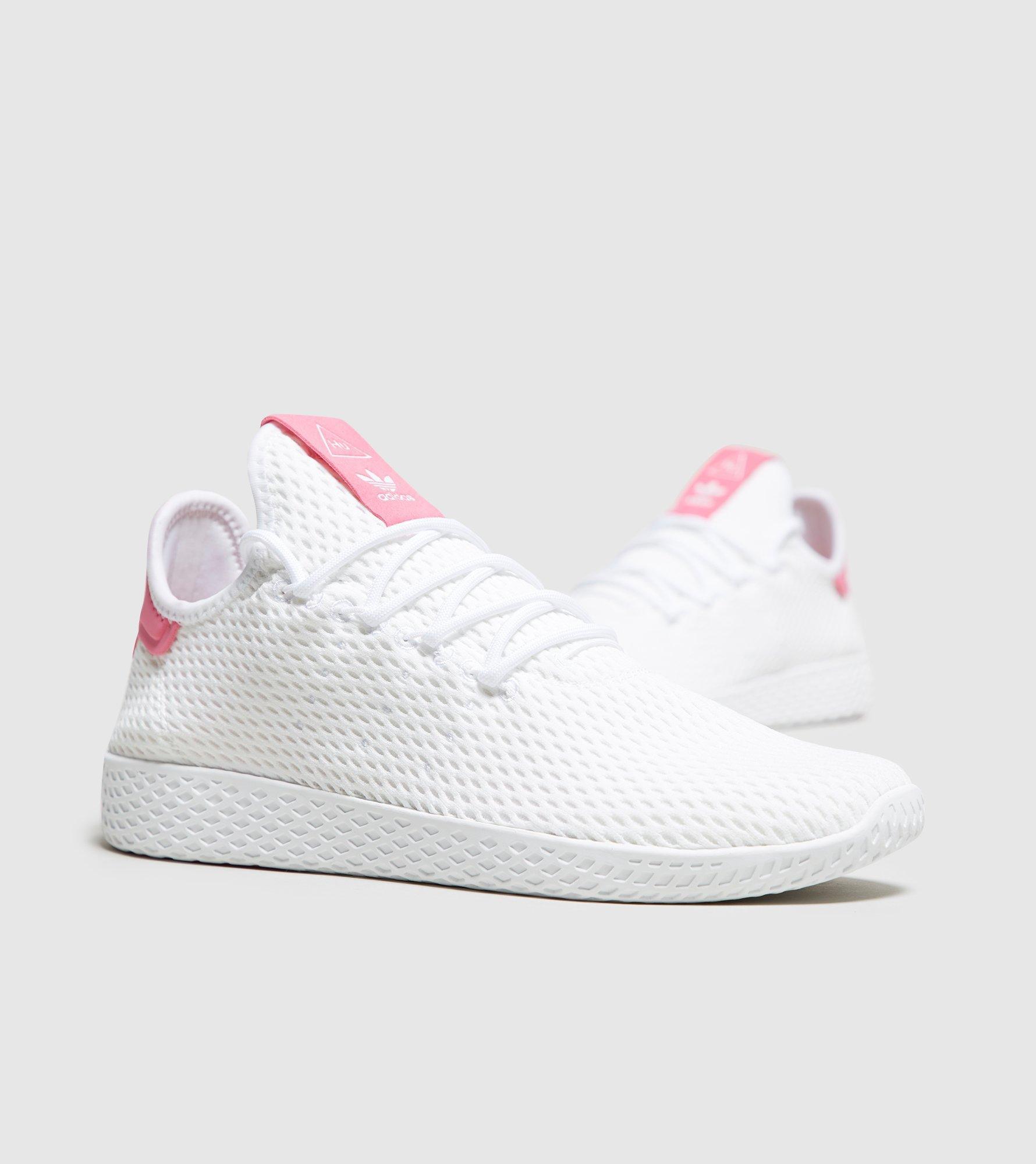 newest d4f2a a496c Lyst - adidas Originals Pharrell Williams Tennis Hu in White