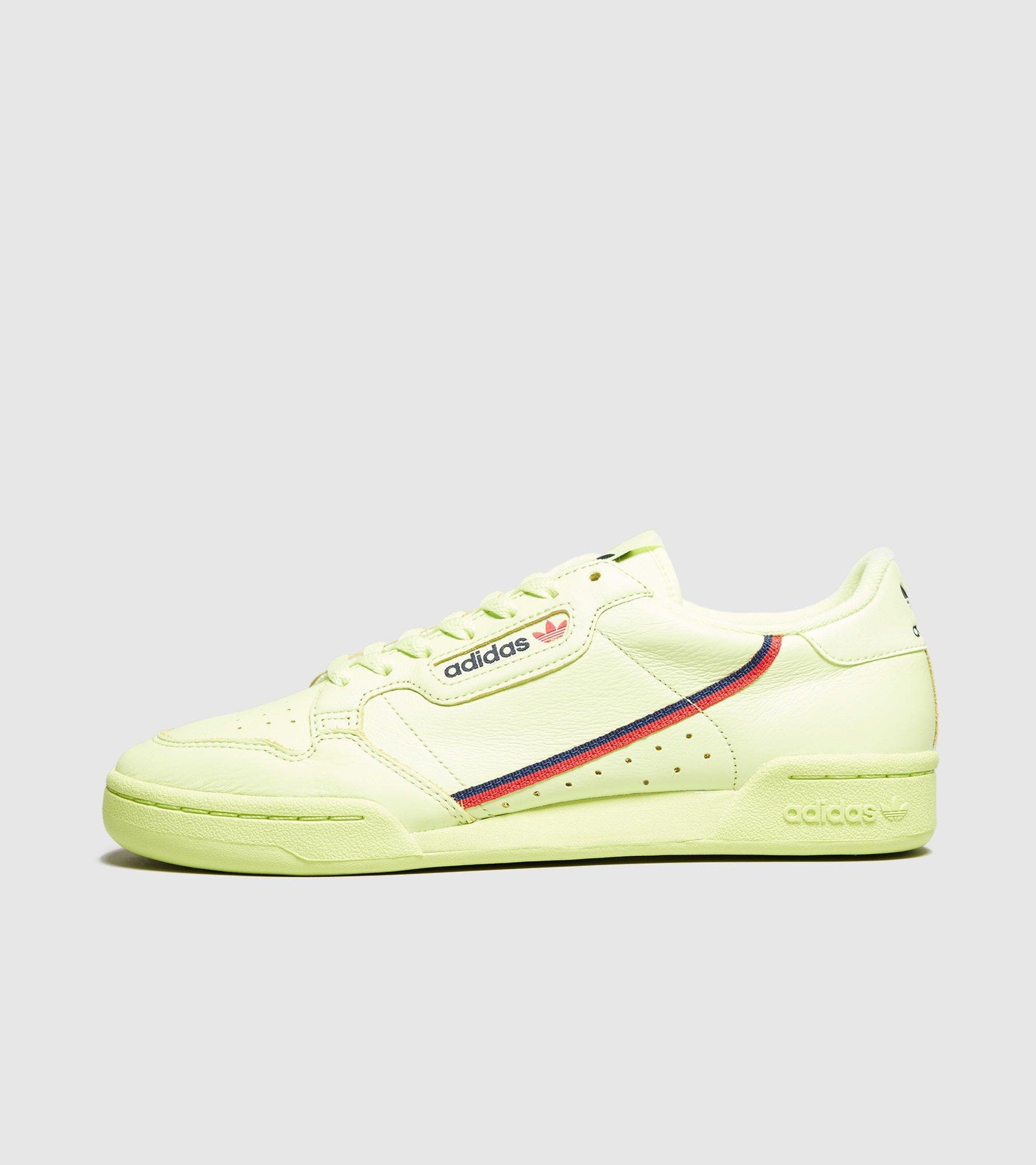 buy online 2de1b b12b1 Lyst - adidas Originals Continental 80 in Yellow for Men