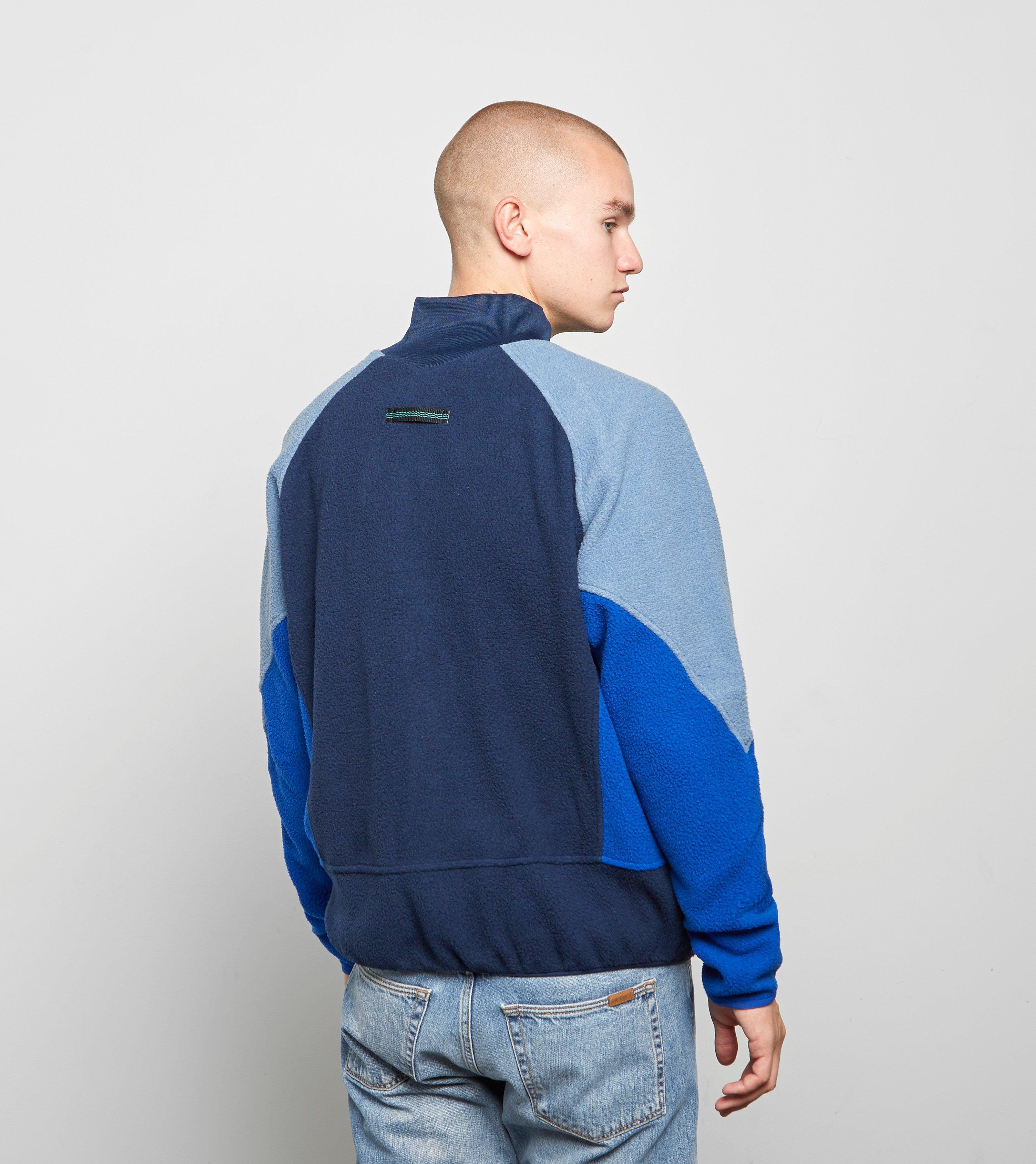 adidas Originals Eqt Polar Fleece Jacket in Blue for Men Lyst