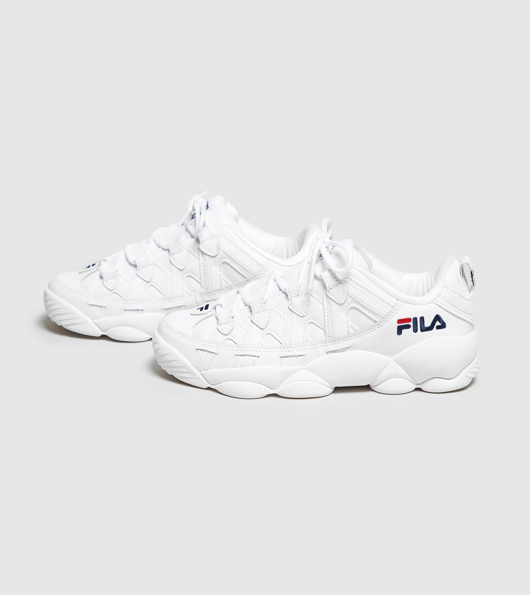 Fila White Spaghetti Low Women's