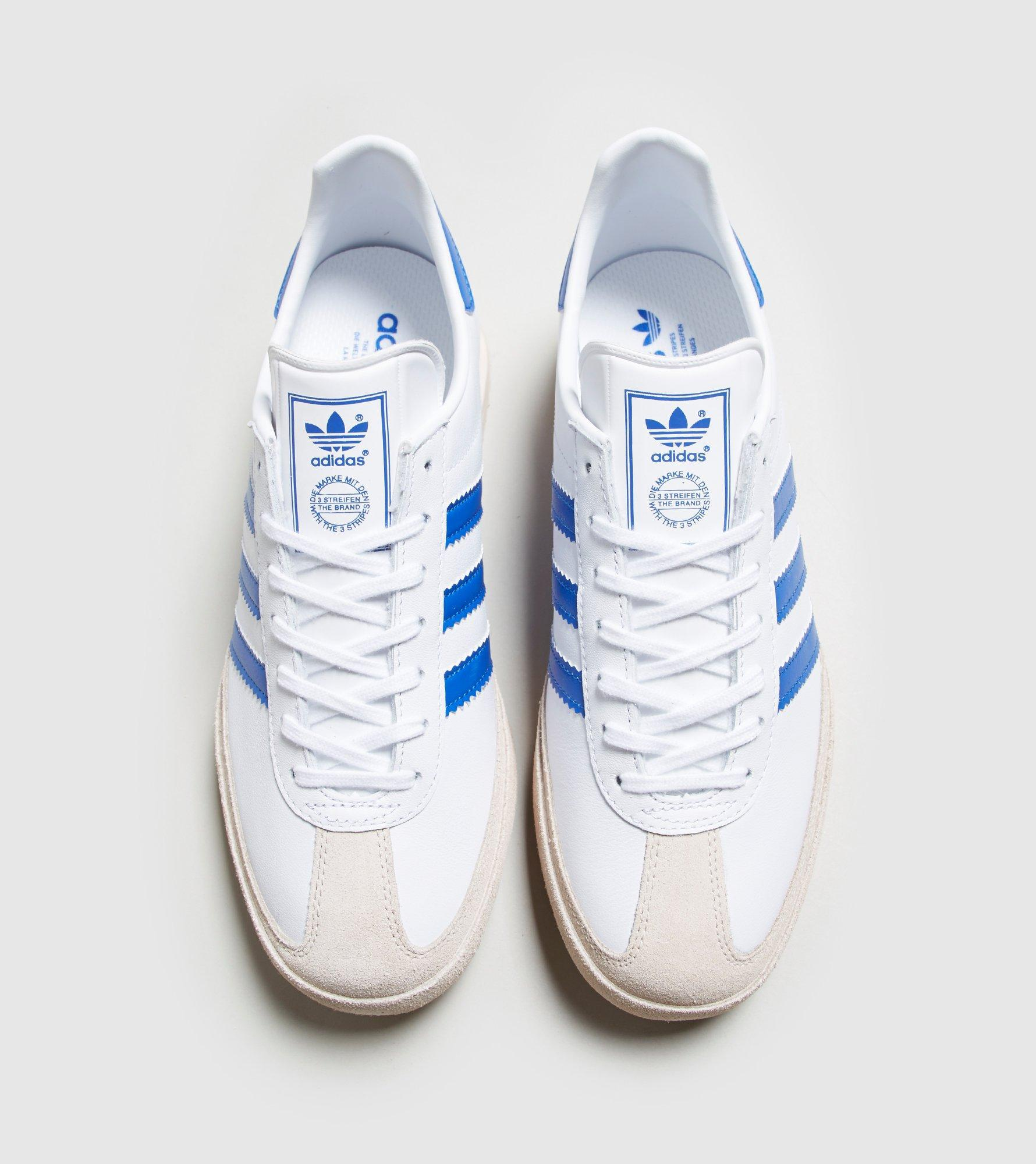 lowest price e6a48 7b550 ... discount code for lyst adidas originals kegler super og size exclusive  in white 0a685 63628