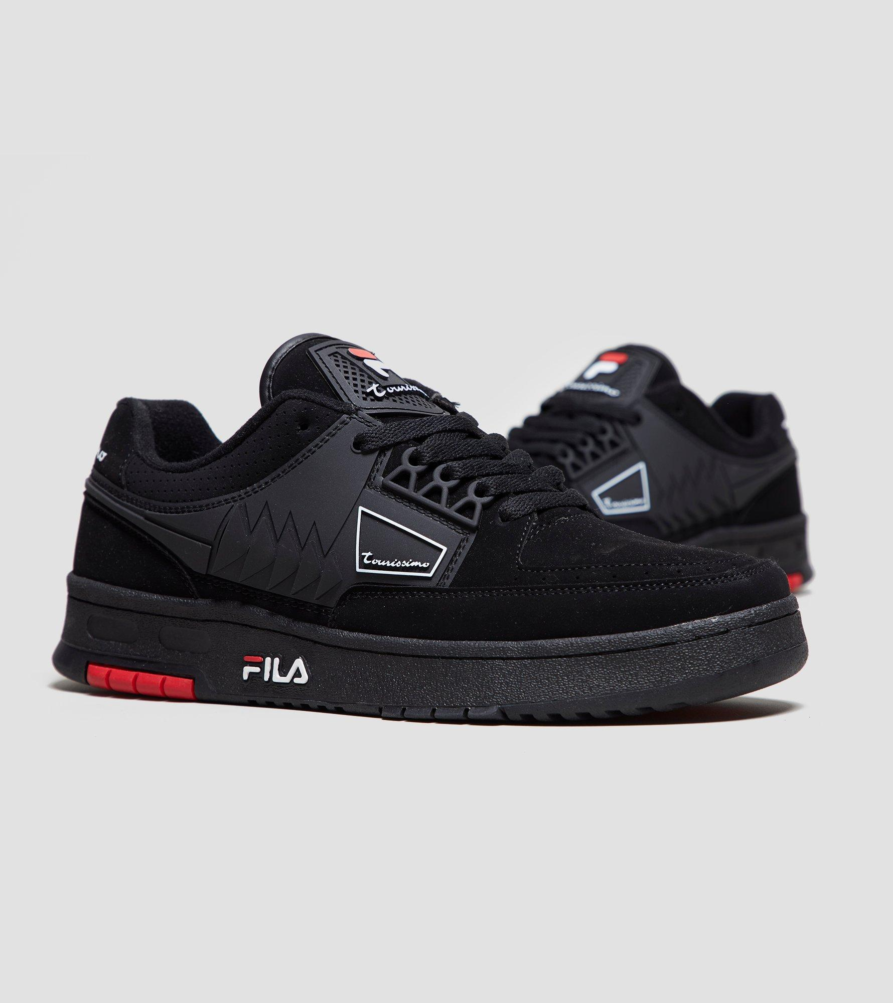 113384acae07 Lyst - Fila Tourissimo Low in Black for Men